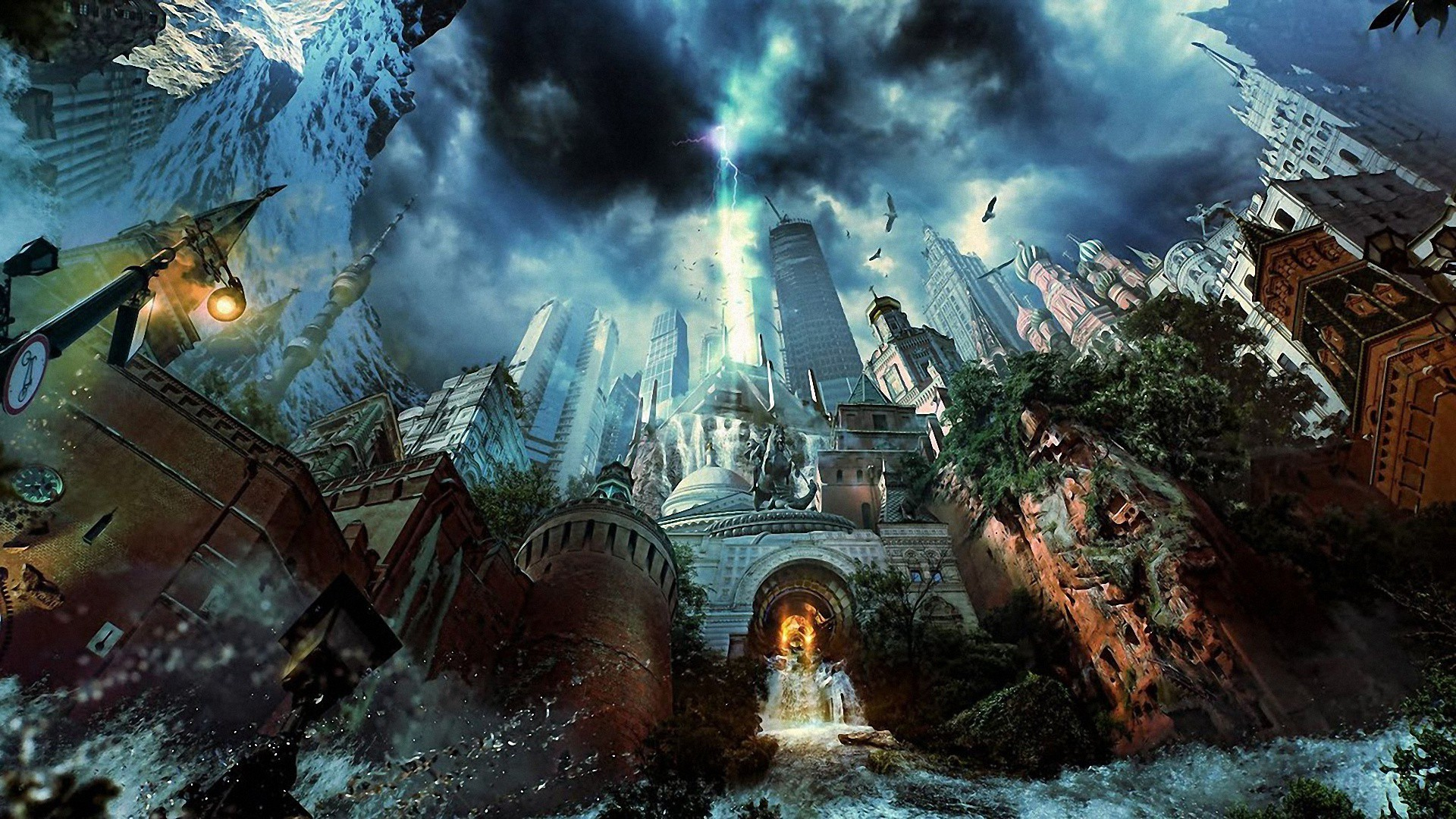 1080p Fantasy Wallpapers