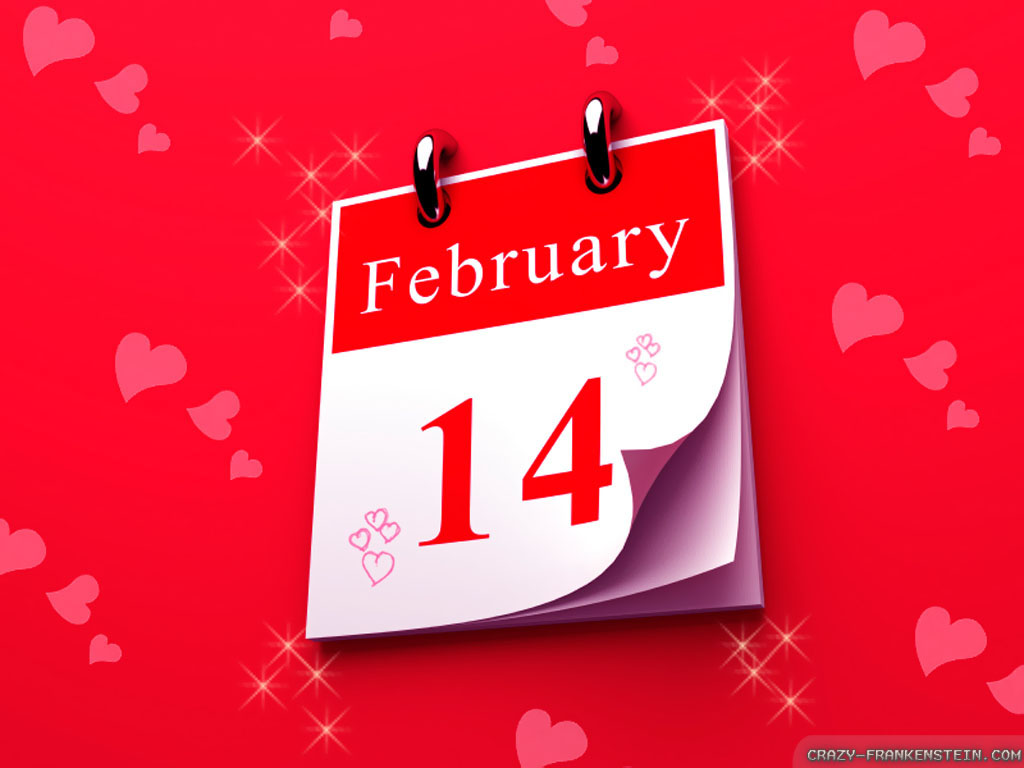 14 february valentines day