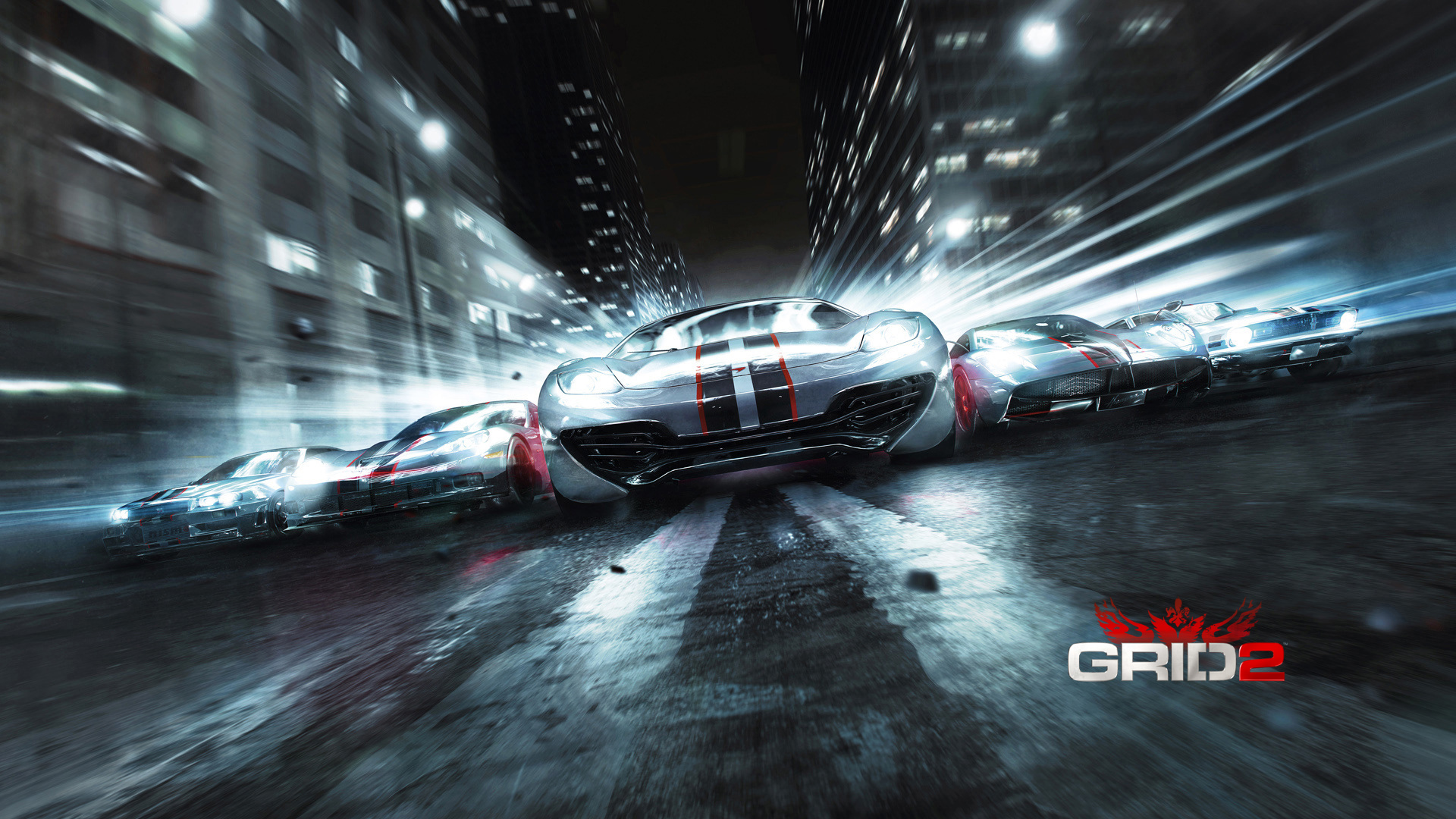 Download Grid 2 2013 Racing Game