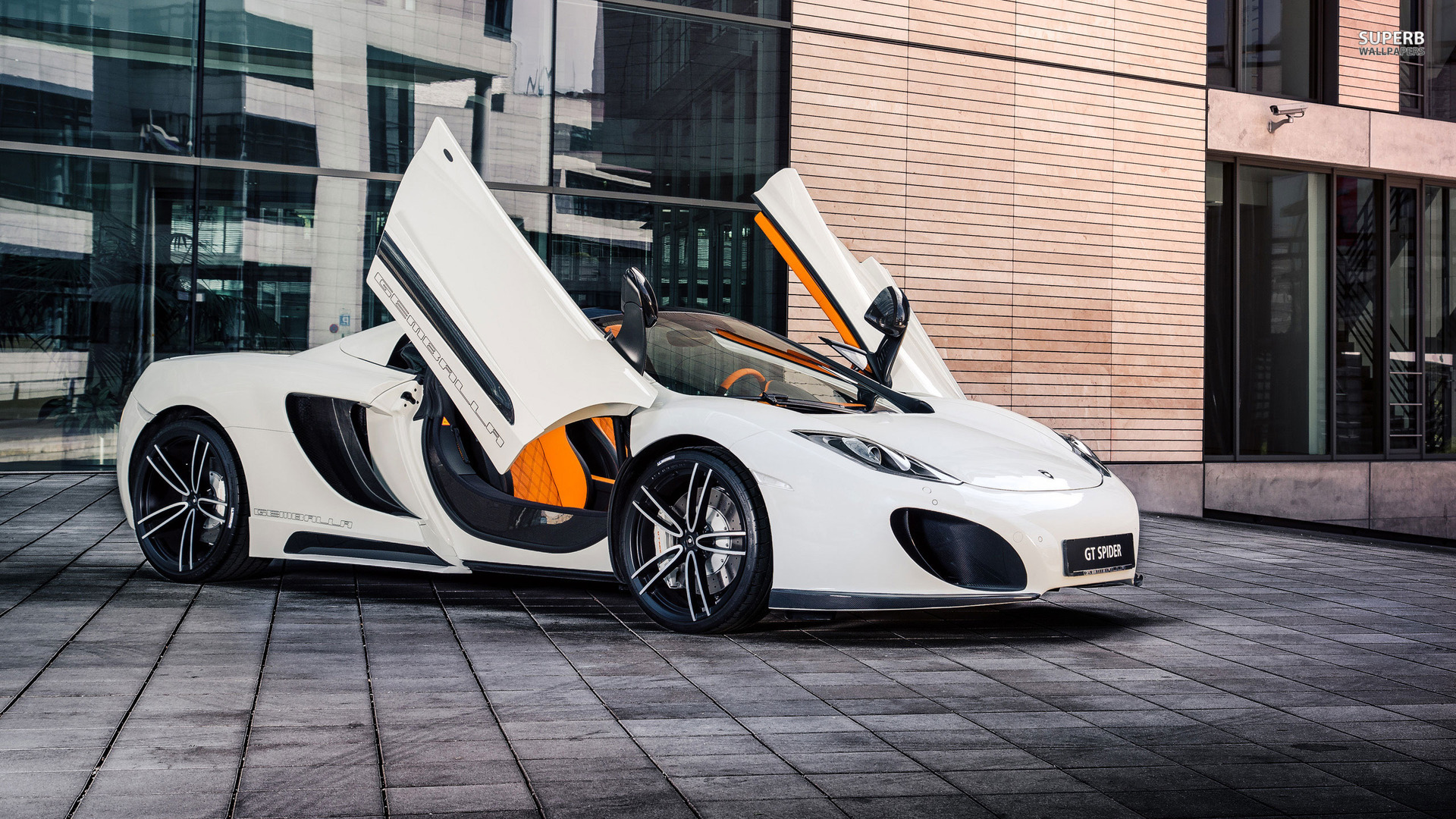 2013 Gemballa McLaren MP4-12C GT wallpaper 1920x1080