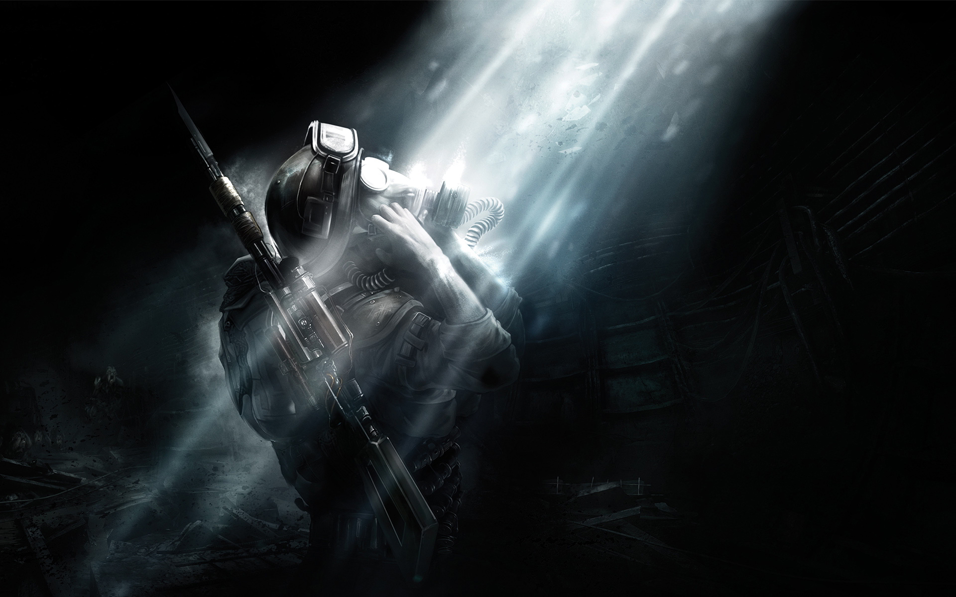 Metro Last Night Wallpaper