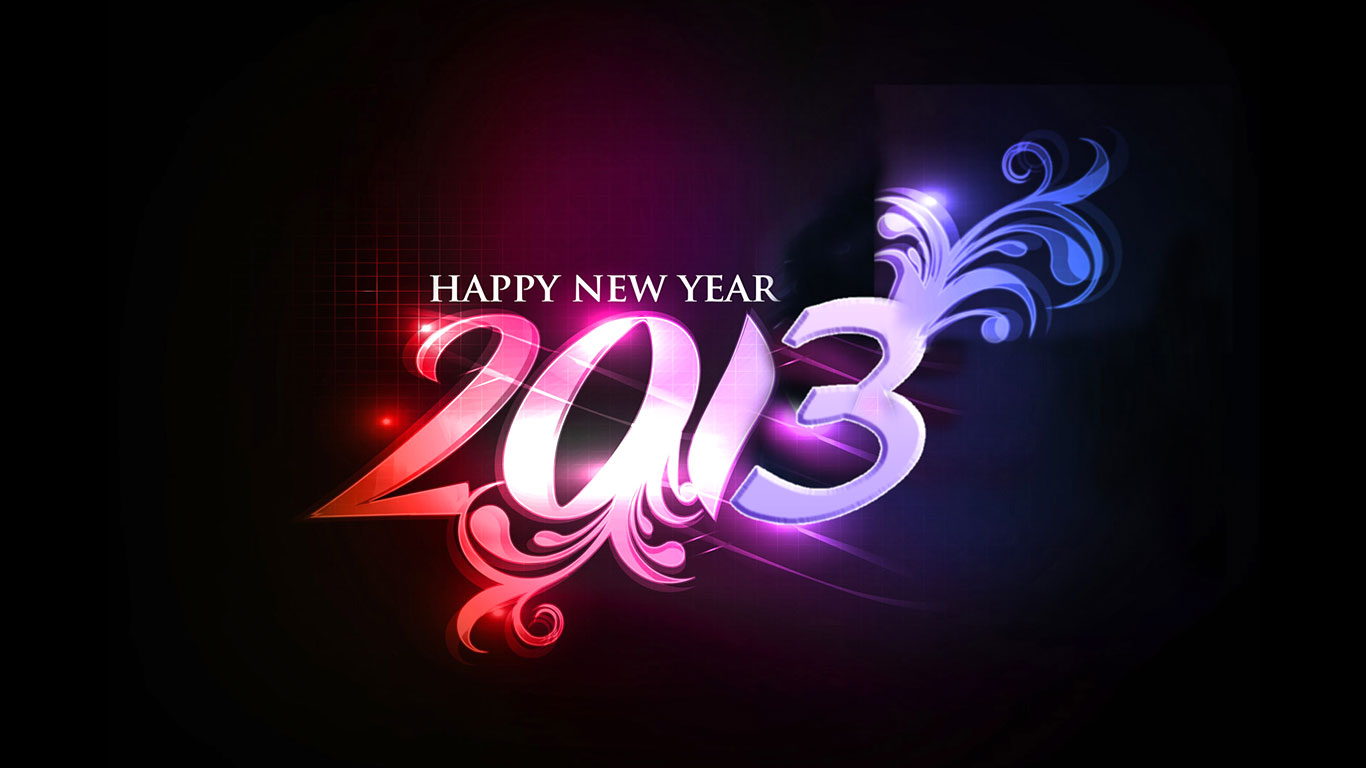 2013 new year hd