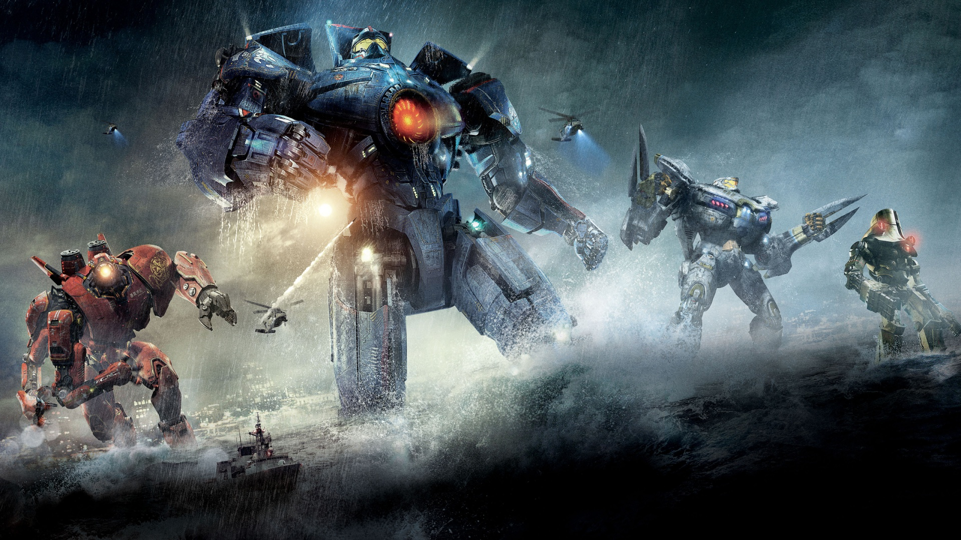 2013 pacific rim movie