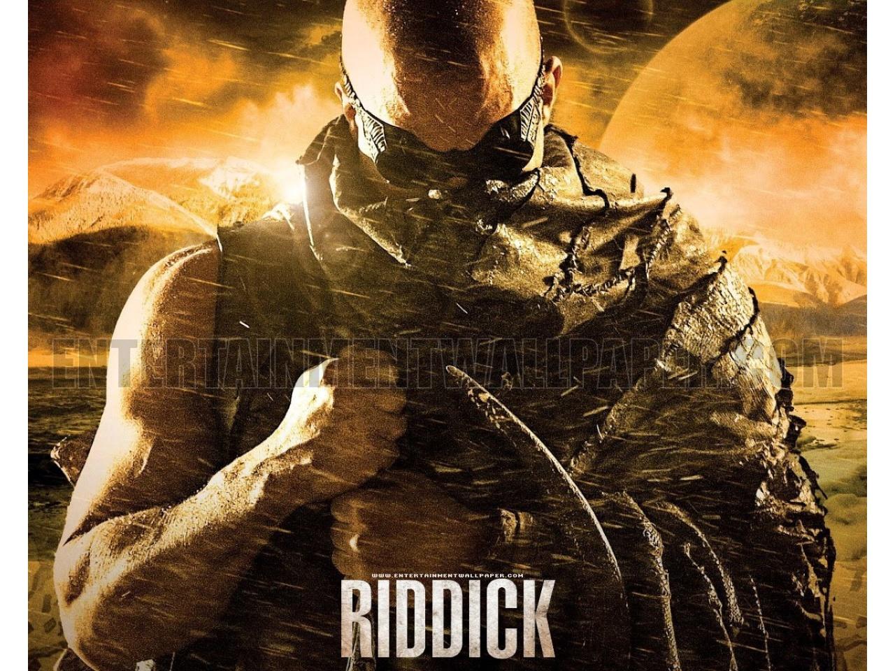 2013 riddick
