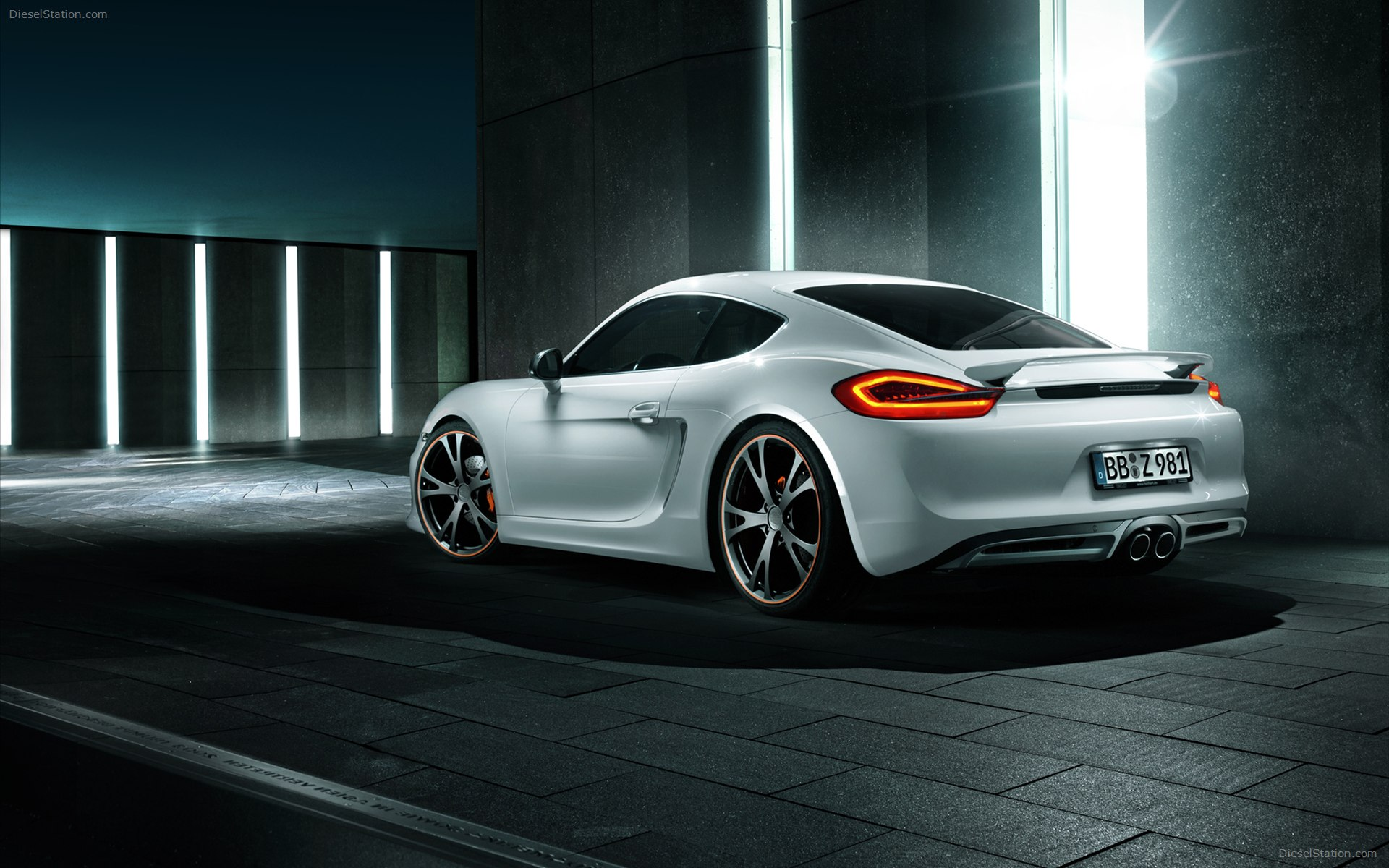 Techart Porsche Cayman 2013