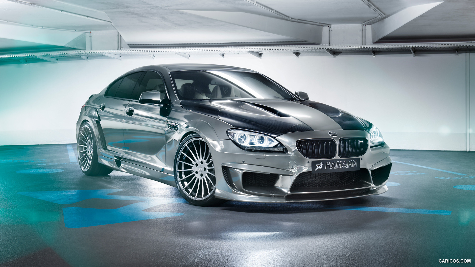 HAMANN MIRROR GC based on BMW M6 Gran Coupe Wallpaper