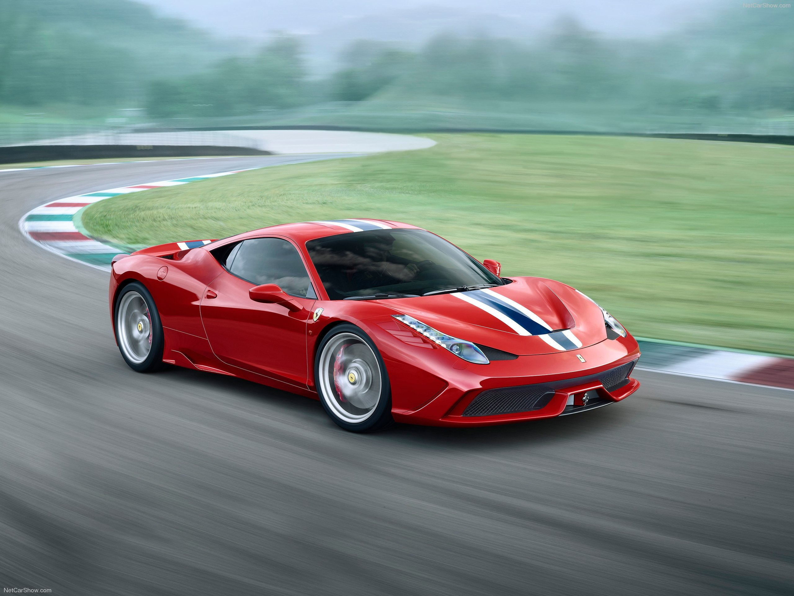 We are all very familiar with the 458 Italia, but this new Speciale has something fresh to bring to the table. Crammed with F1 technology, the Speciale's ...
