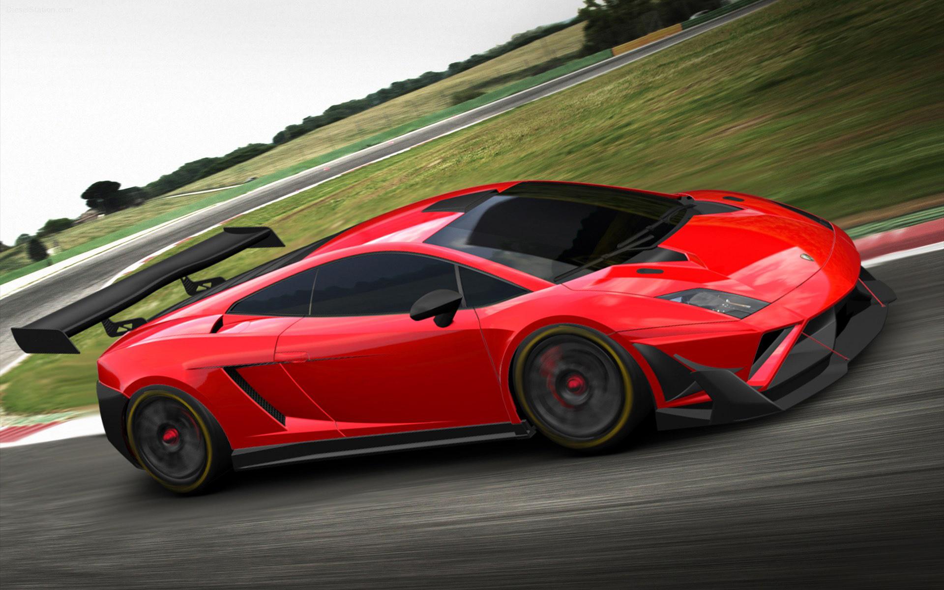 2014 Lamborghini Gallardo #5 Lamborghini Gallardo #5