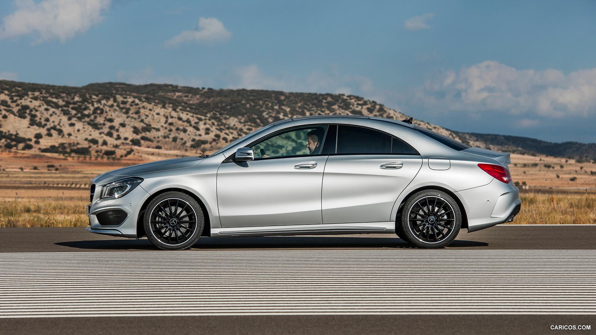 2014 Mercedes-Benz CLA-Class #4 Mercedes-Benz CLA-Class #4