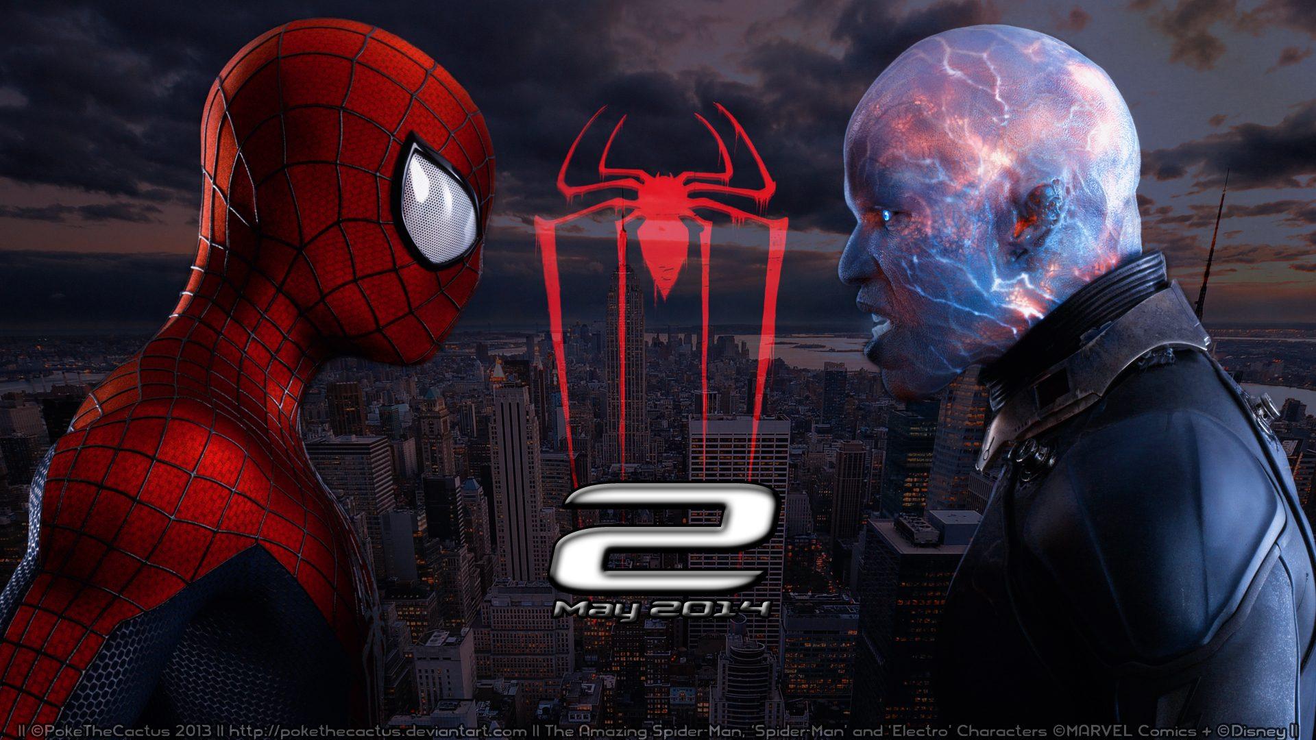 The Amazing Spider-Man 2 Movie