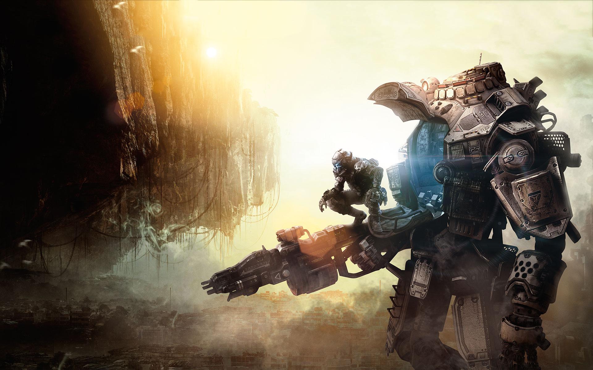 2014 titanfall game