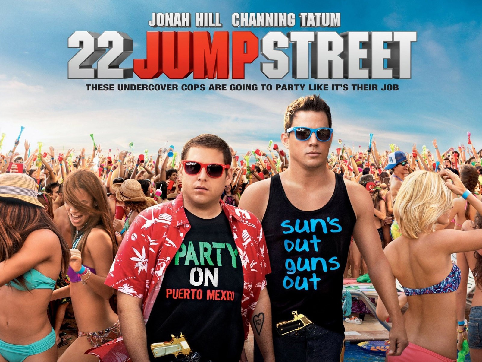 """22 Jump Street"" Wins Box Office Race, ""How to Train"" Performs Well"