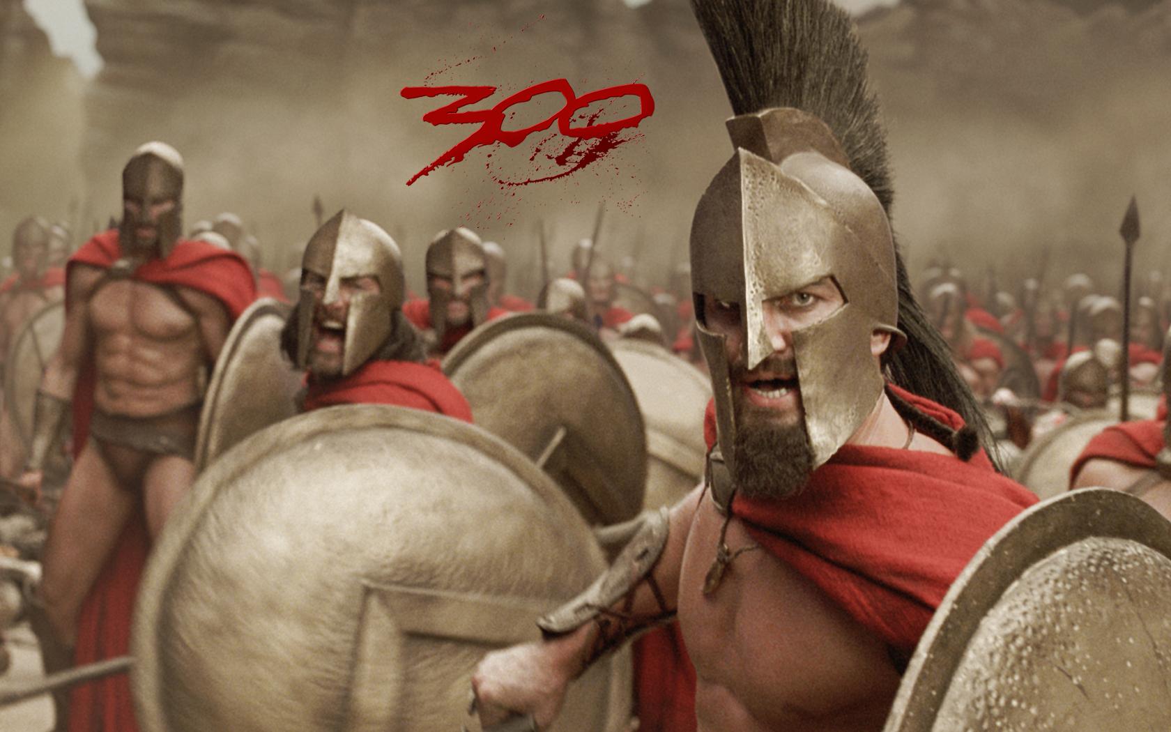 ... 300 Spartans Wallpaper ...