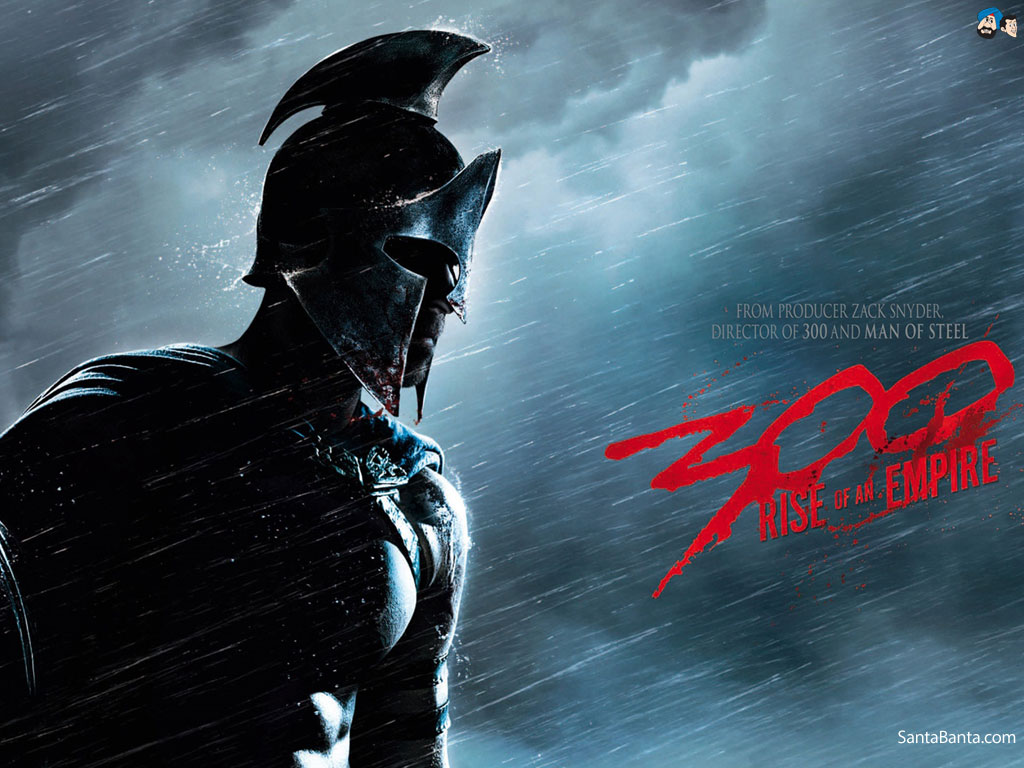 300 Rise Of An Empire Wallpaper 1024x768 80170
