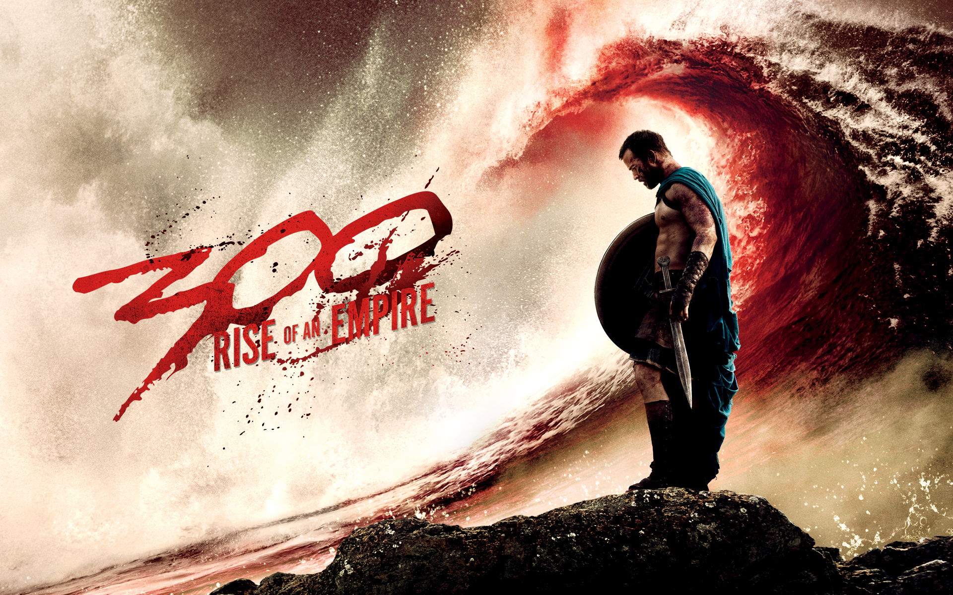 300 Rise Of An Empire 2014