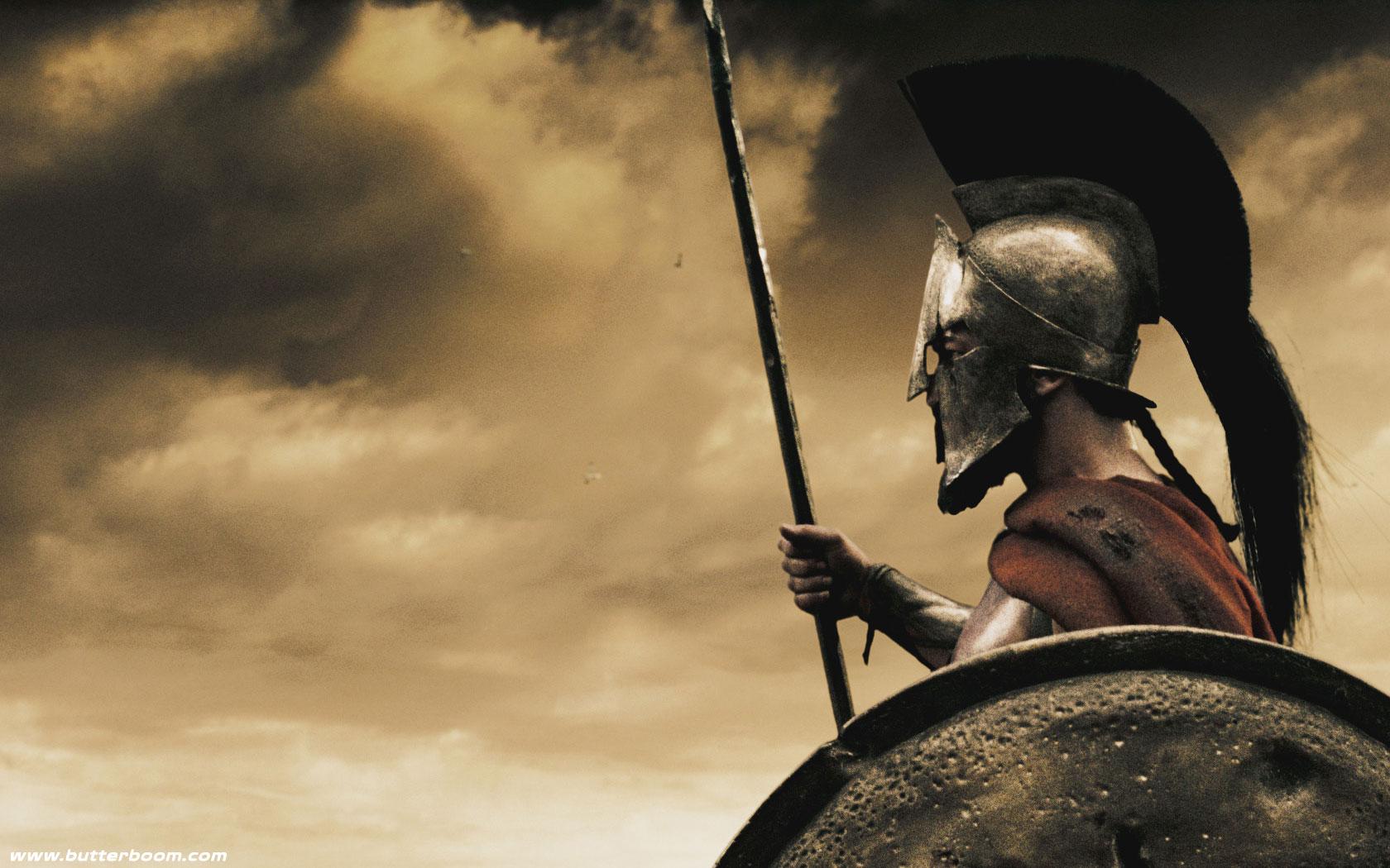300 Spartans Wallpaper
