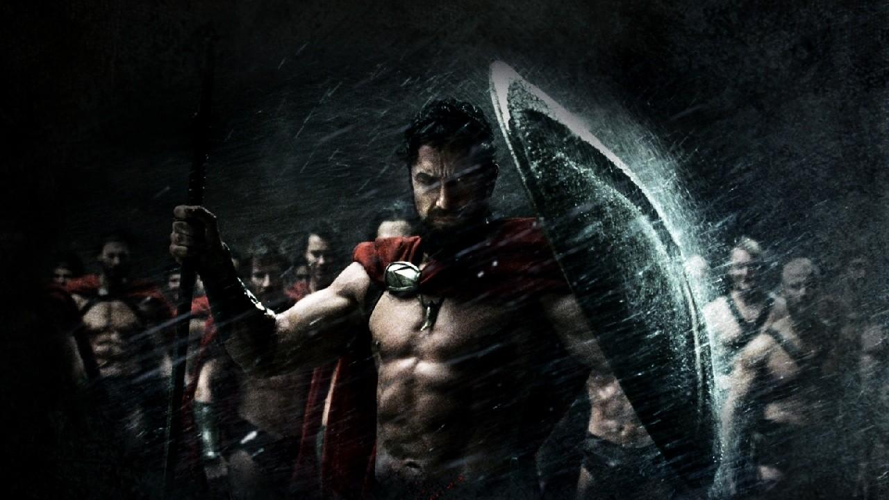 300 Spartans Wallpaper