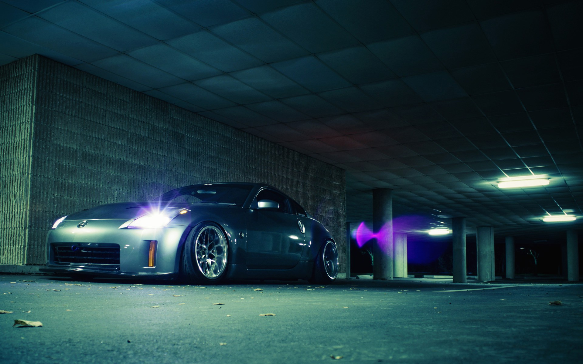 """Download the following Fantastic 350z Wallpaper 47066 by clicking the orange button positioned underneath the """"Download Wallpaper"""" section."""