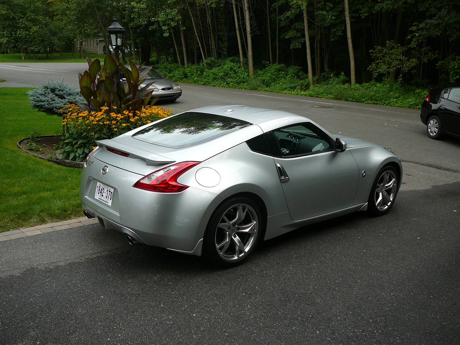 I would not have bought yours because 1 it's red 2 it doesn't have sport package and 3 it doesn't have Navi, but there are people looking for cheap 370Z :P