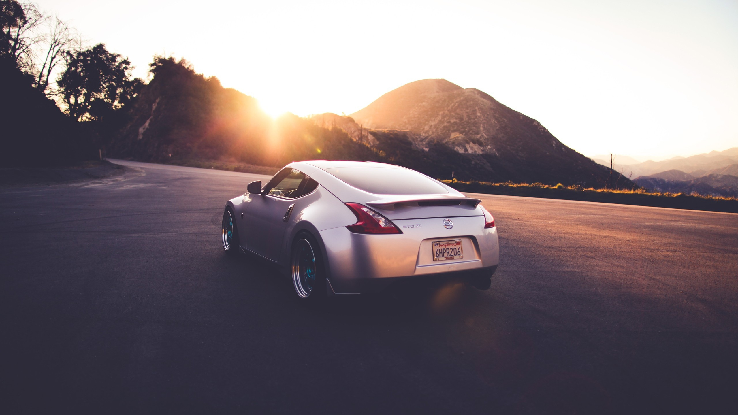 370Z Background