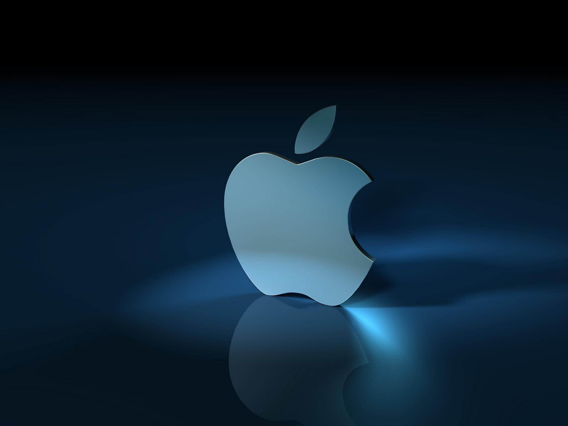 3D Apple Wallpaper