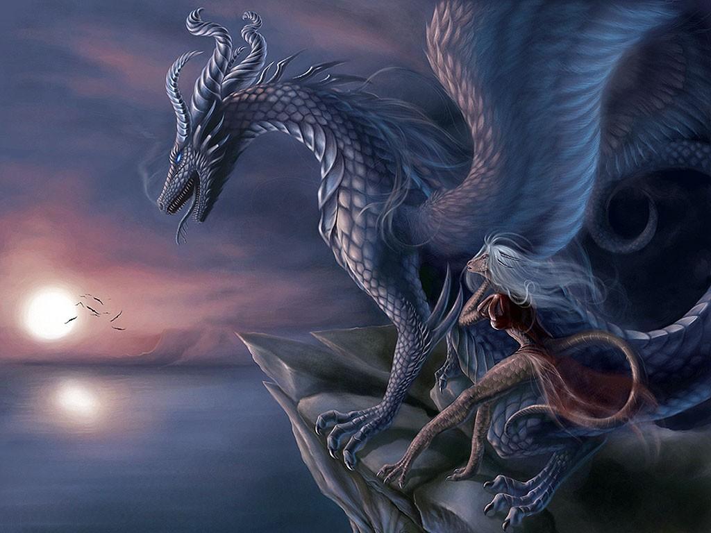 3D Fantasy Dragon
