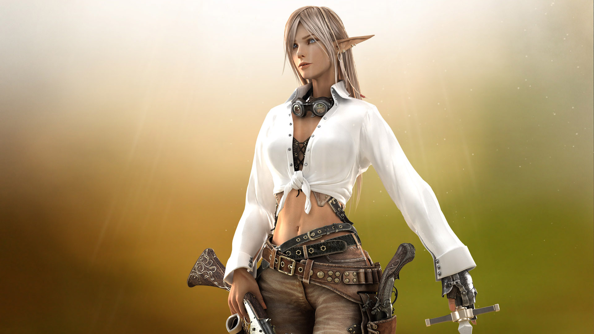 View And Download 3D Girls Wallpapers ...