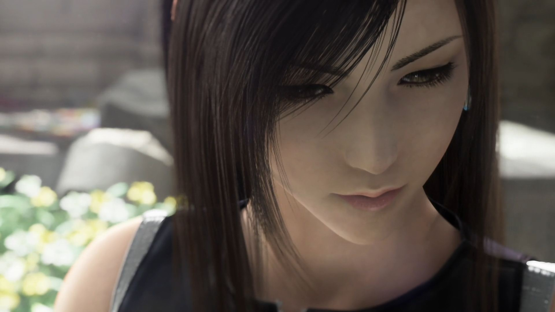 FINAL FANTASY VII ADVENT CHILDREN TIFA LOCKHEART 3D GIRLS 0686