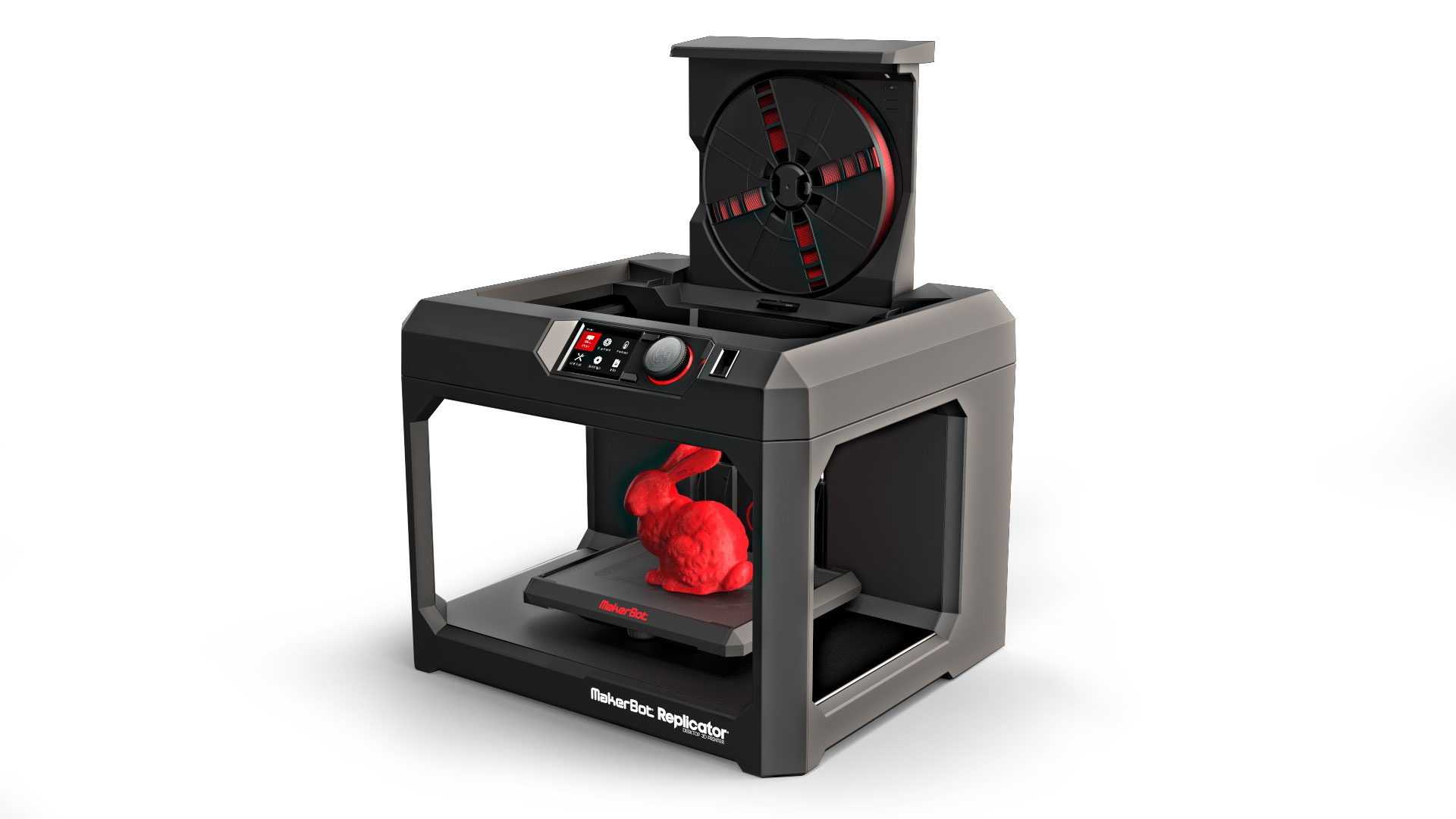 "The MakerBot Replicator Desktop 3D Printer 5 is said to be the ""easiest and most versatile way to get from 3D model to 3D print"": does it really provide ..."