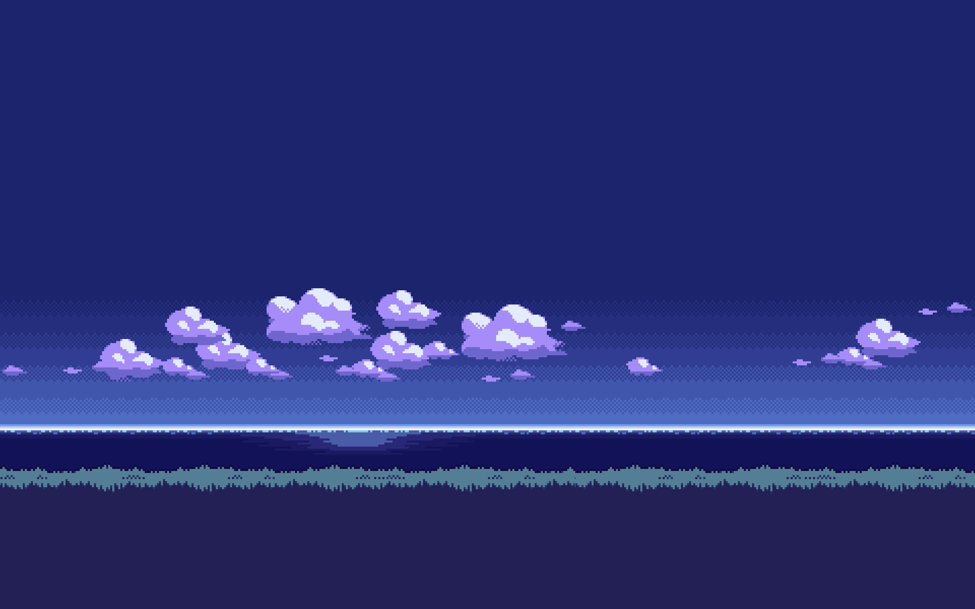 8 Bit Background