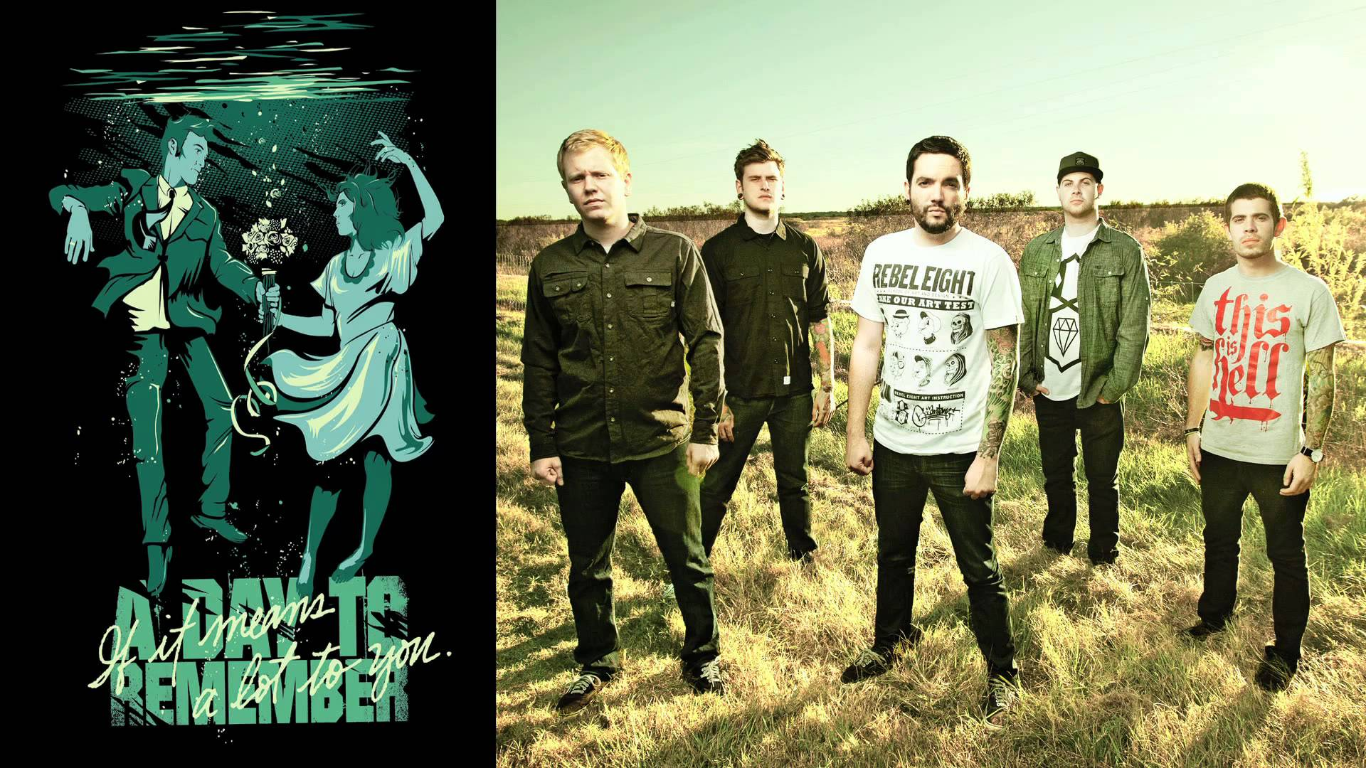 A Day To Remember Wallpaper 1920x1080 5602
