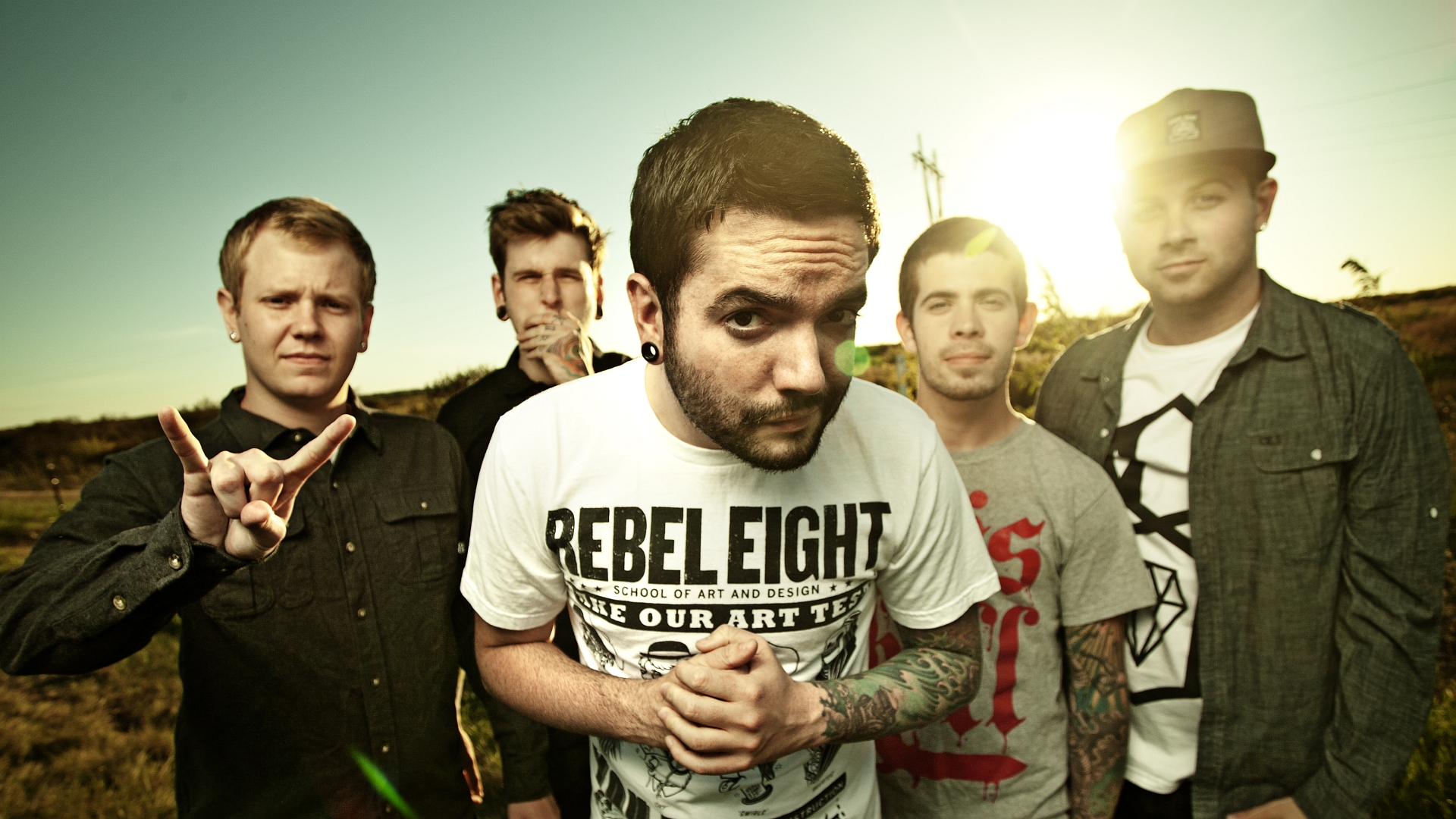 A Day To Remember Wallpaper 1920x1080 83954