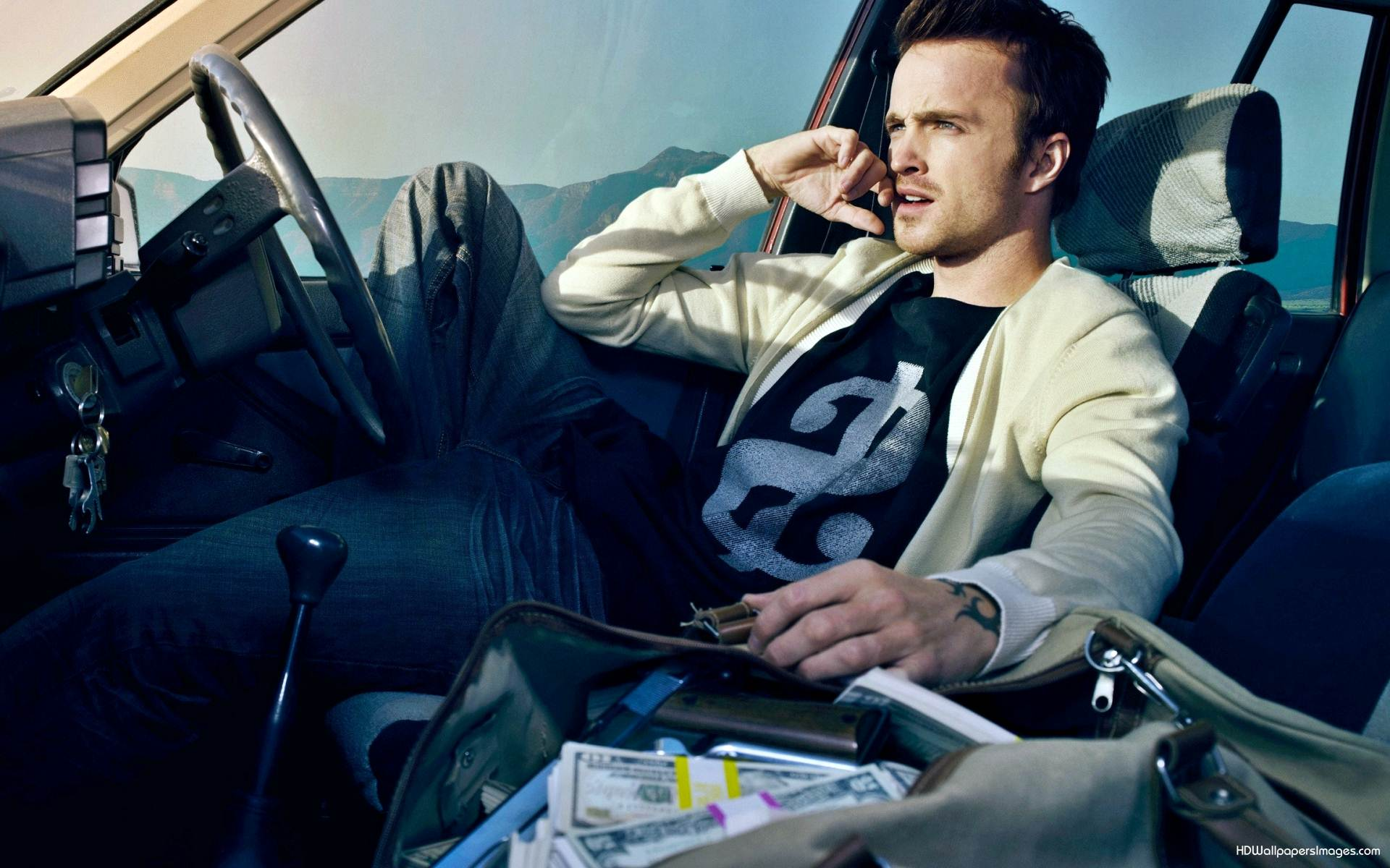 Aaron Paul photo 2014