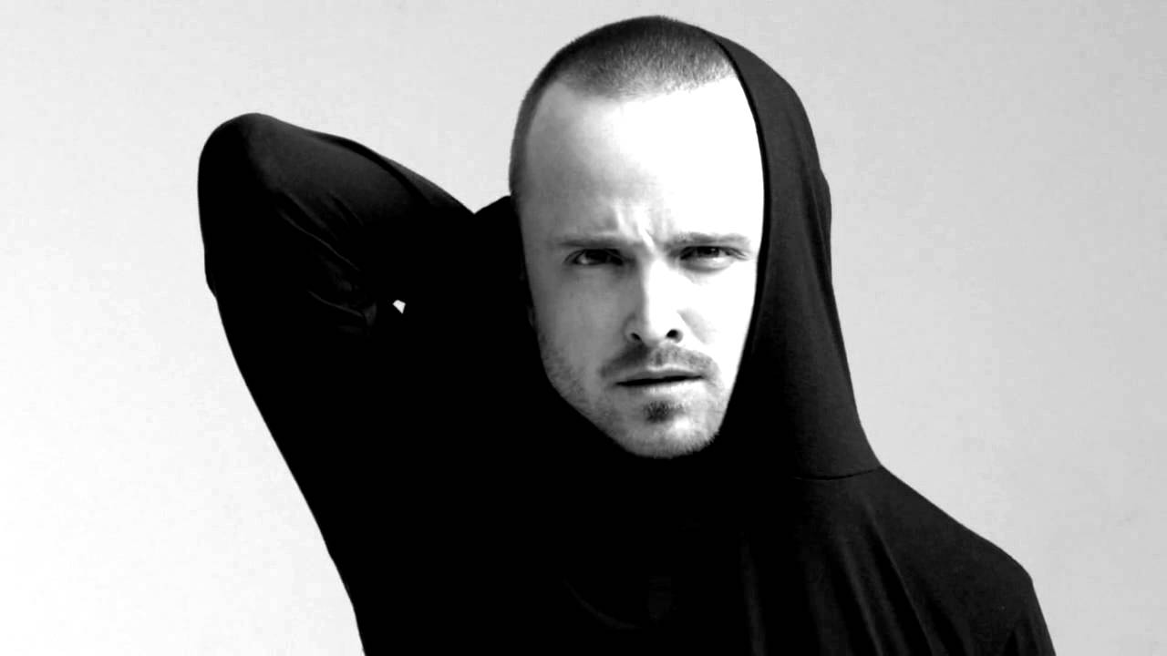 Aaron Paul photo shoot for New York Magazine