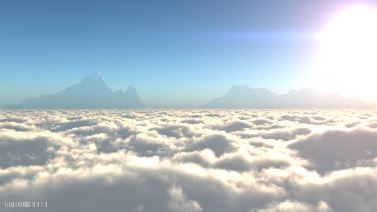 Above the Clouds by bluesixtynine Above the Clouds by bluesixtynine