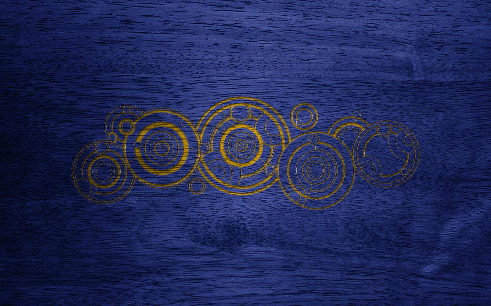 Abstract Doctor Who Wallpaper