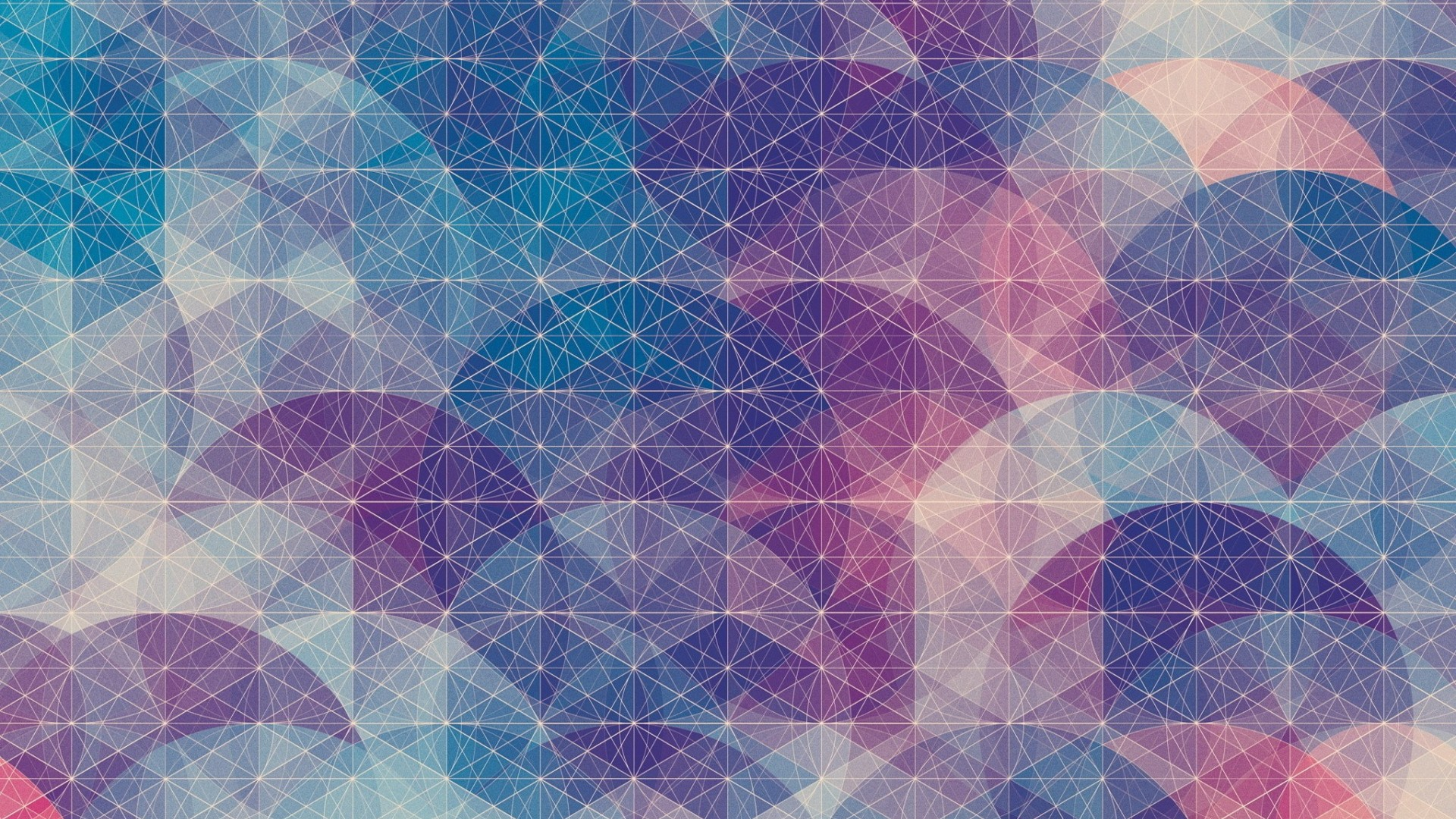 Abstract geometric wallpapers #1