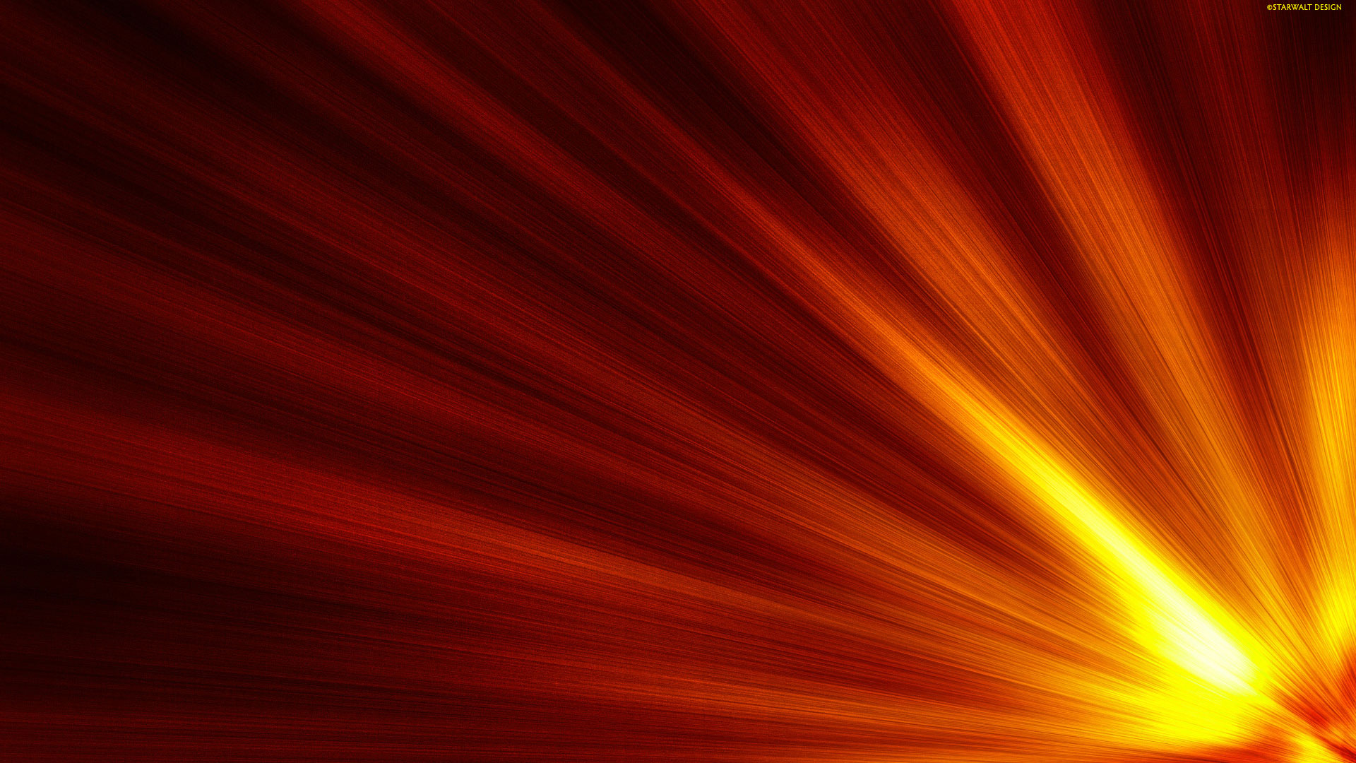 Abstract Sun Wallpaper
