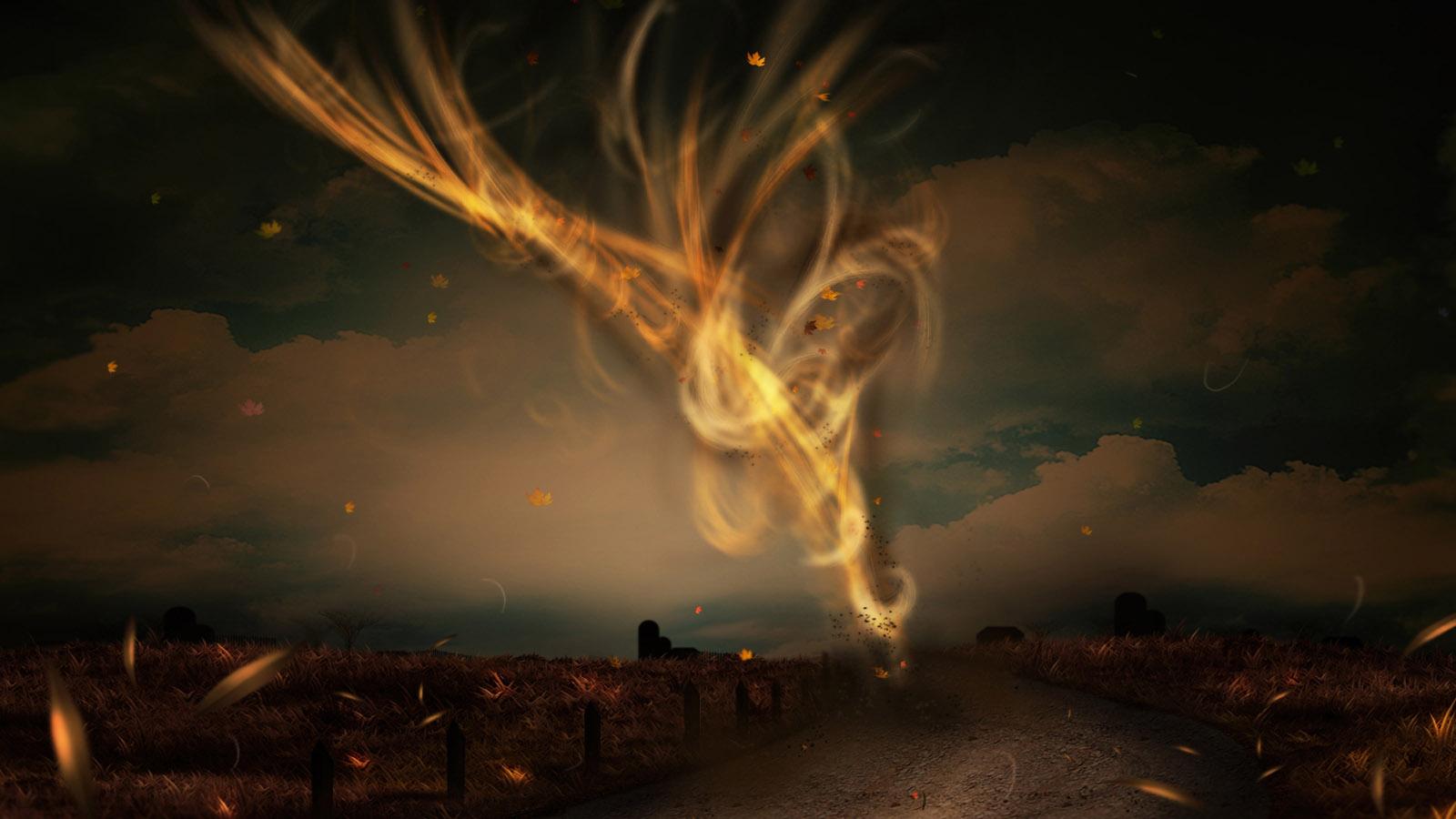 Abstract Tornado