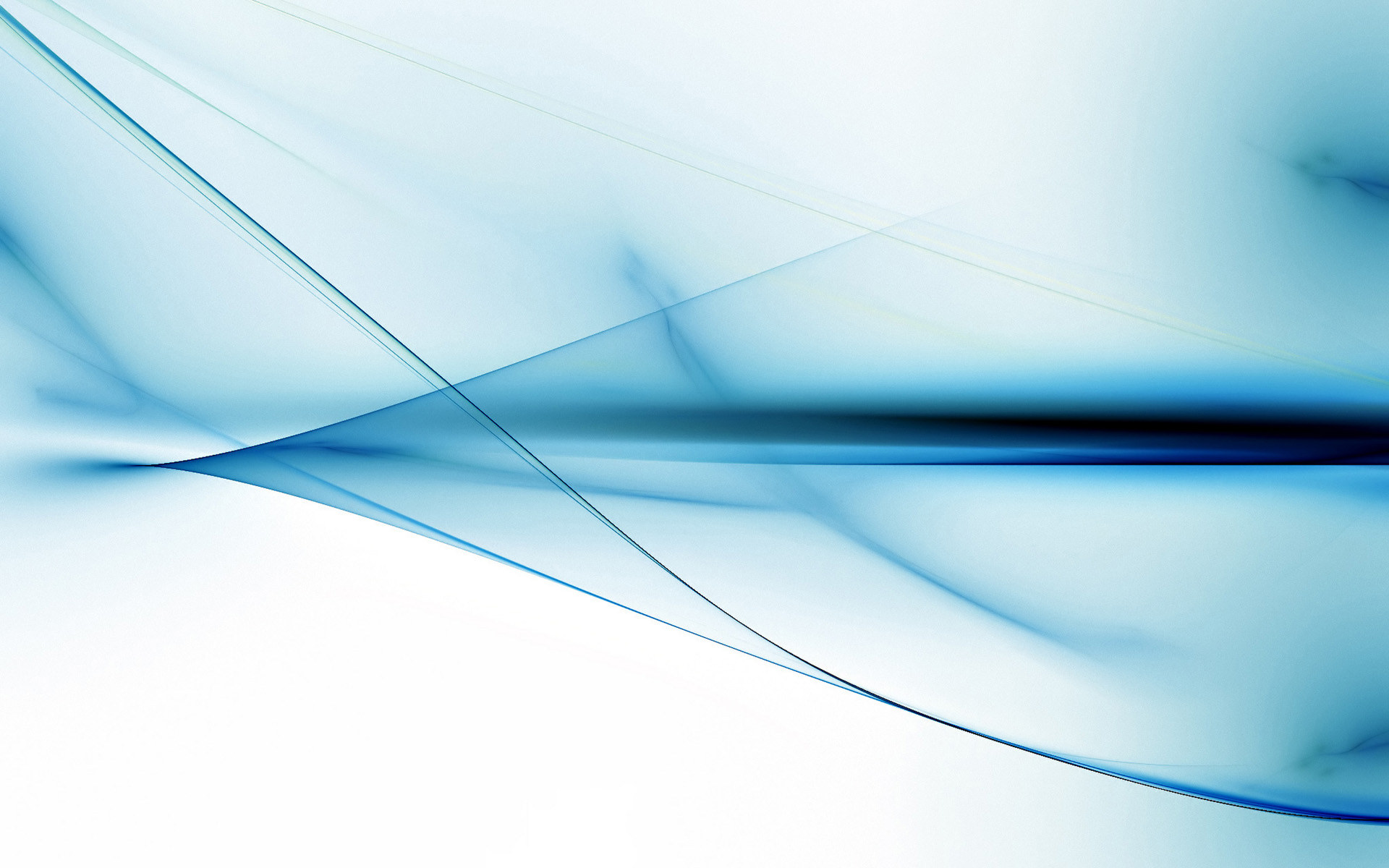 ... Abstract Waves Wallpaper ...