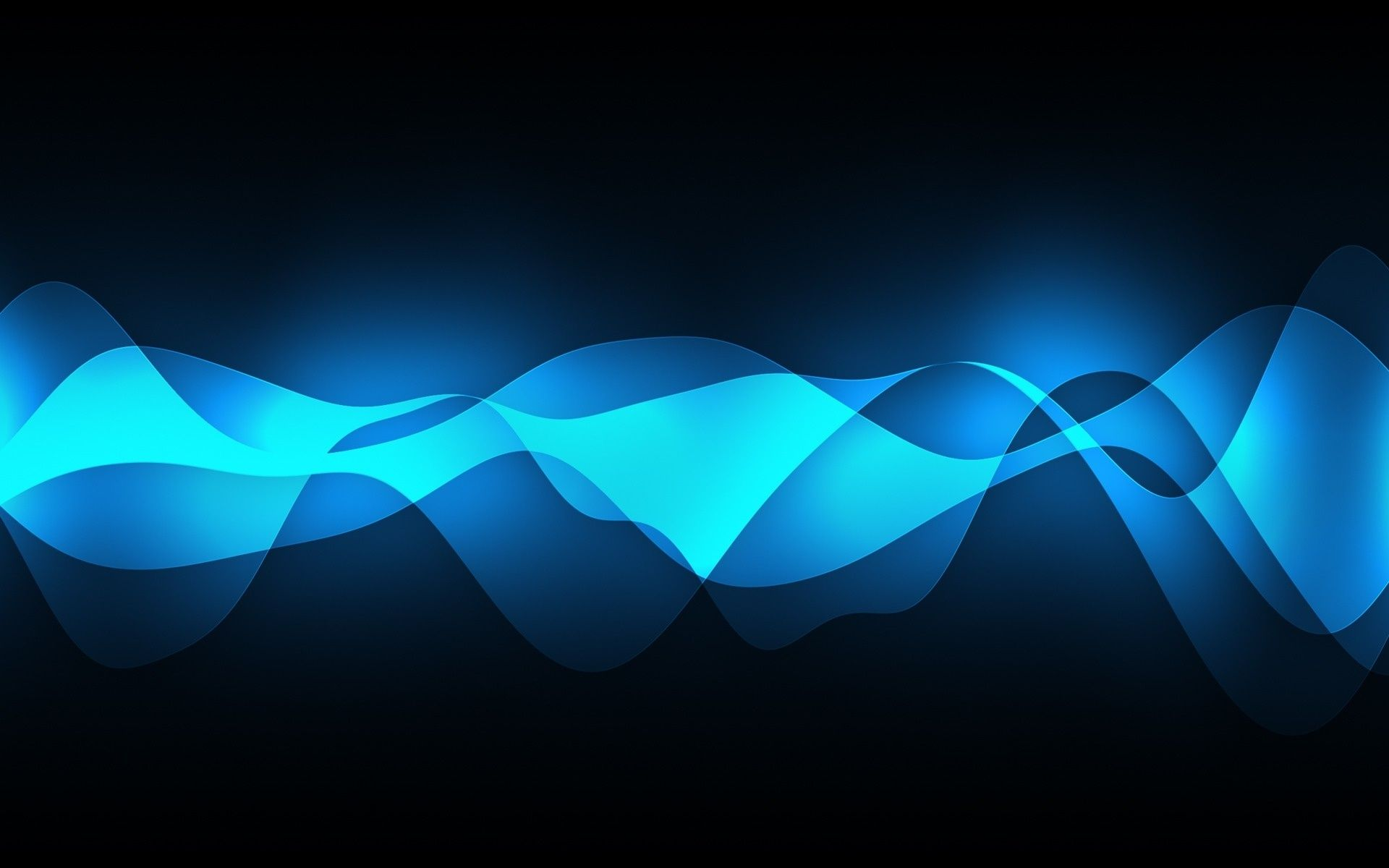 Blue Abstract Waves (click to view)
