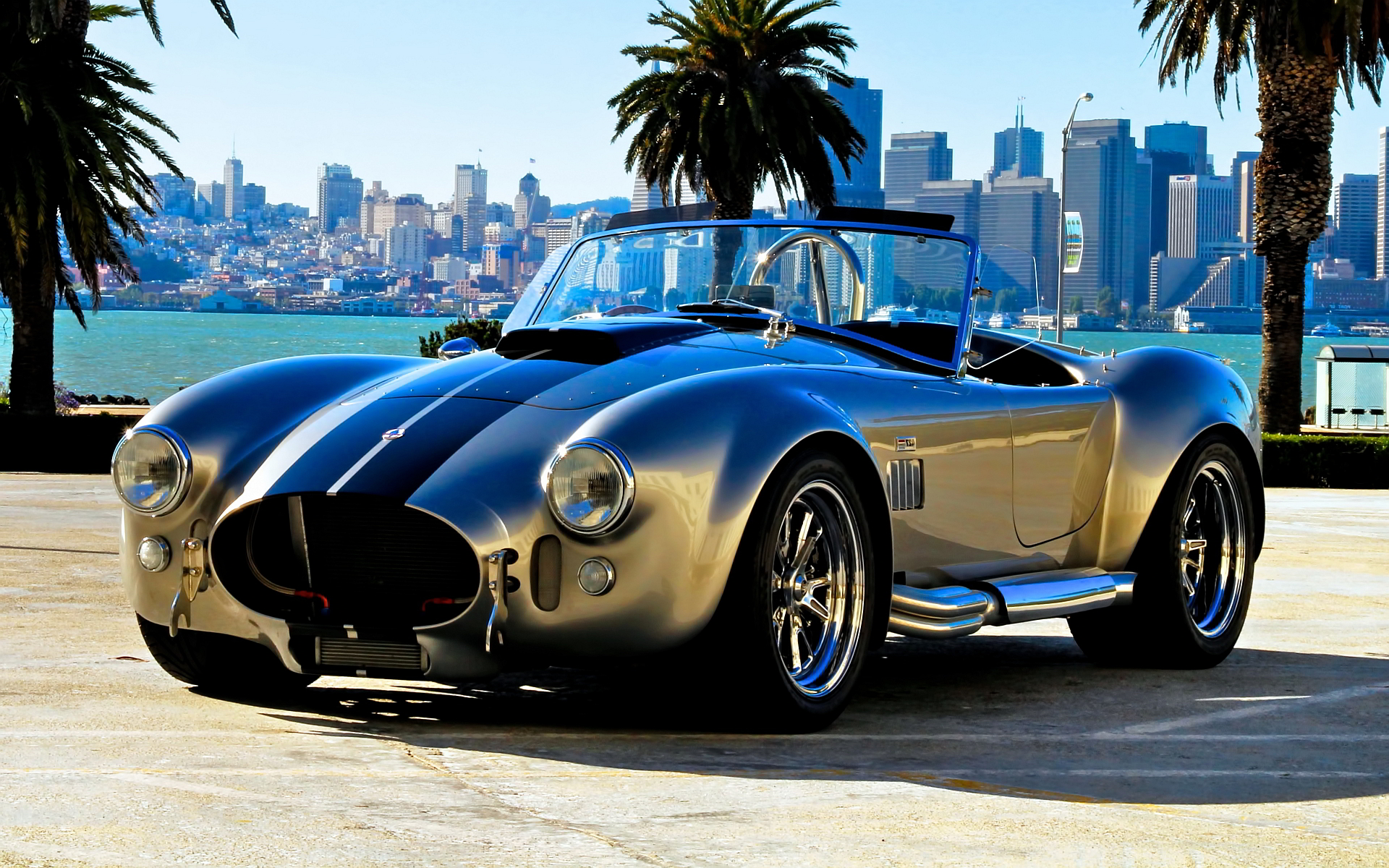 Chrome ac cobra