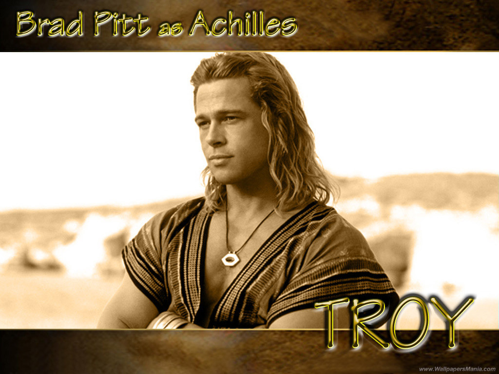 Achilles Wallpaper - troy Wallpaper