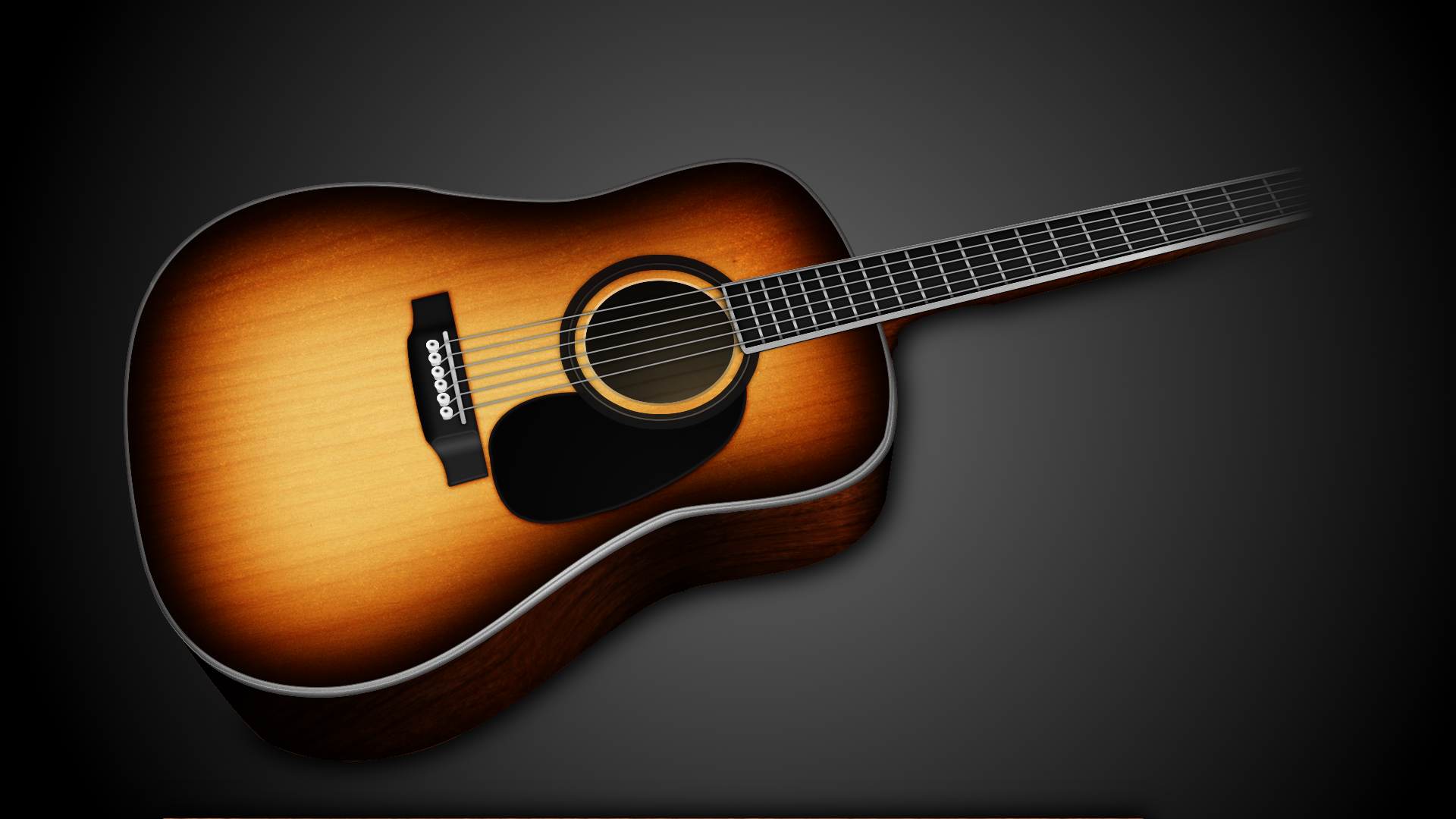 Acoustic Guitar by Ktostam25 Acoustic Guitar by Ktostam25
