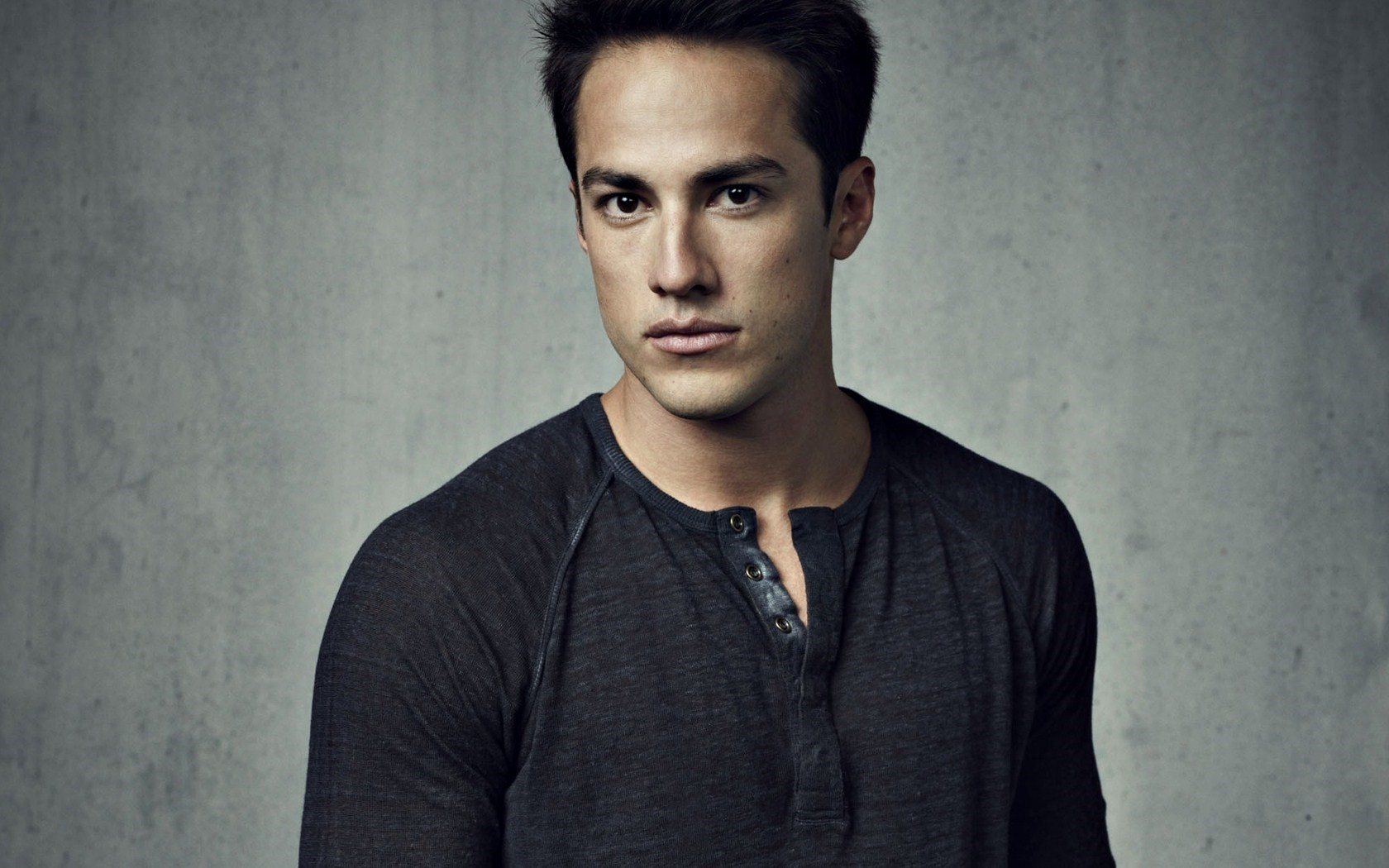 Actor Tyler Lockwood Michael Trevino The Vampire Diaries Movie