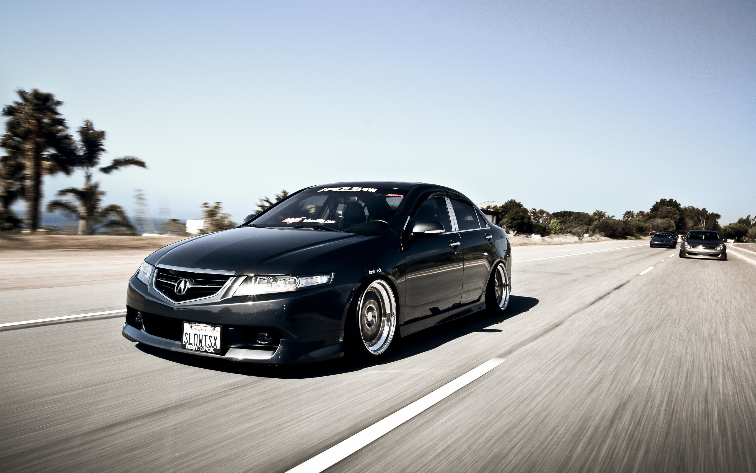Acura TSX Wallpaper