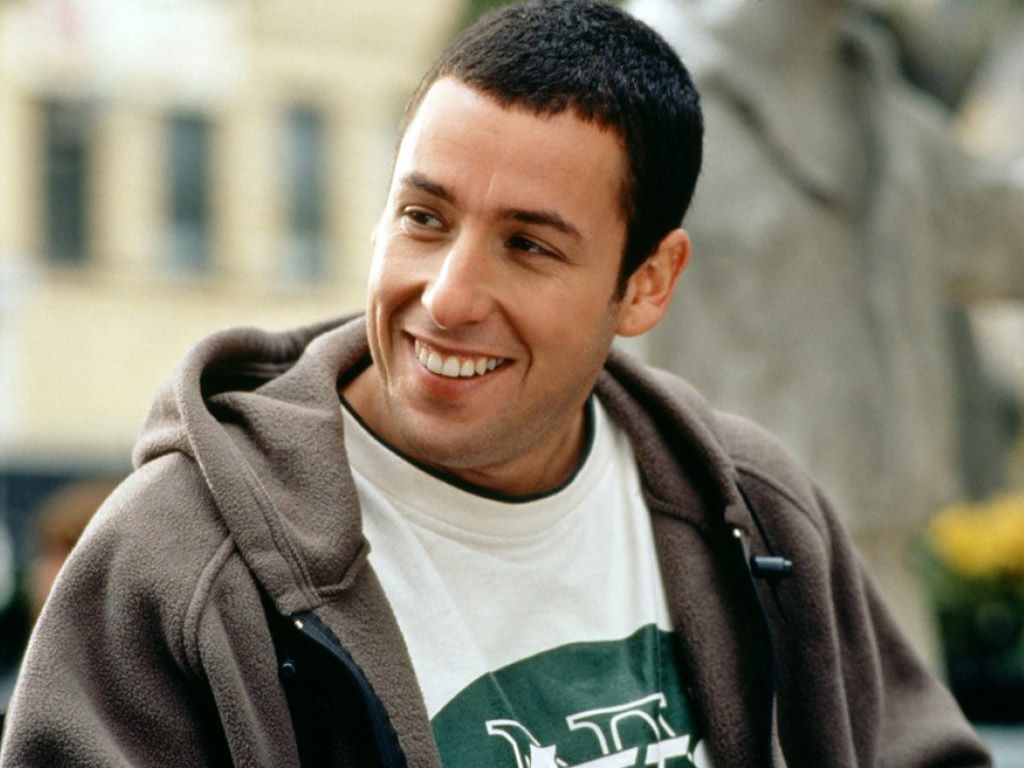 Adam Sandler's Jew Degeneracy Proves Too Much For American Indian Actors To Deal With