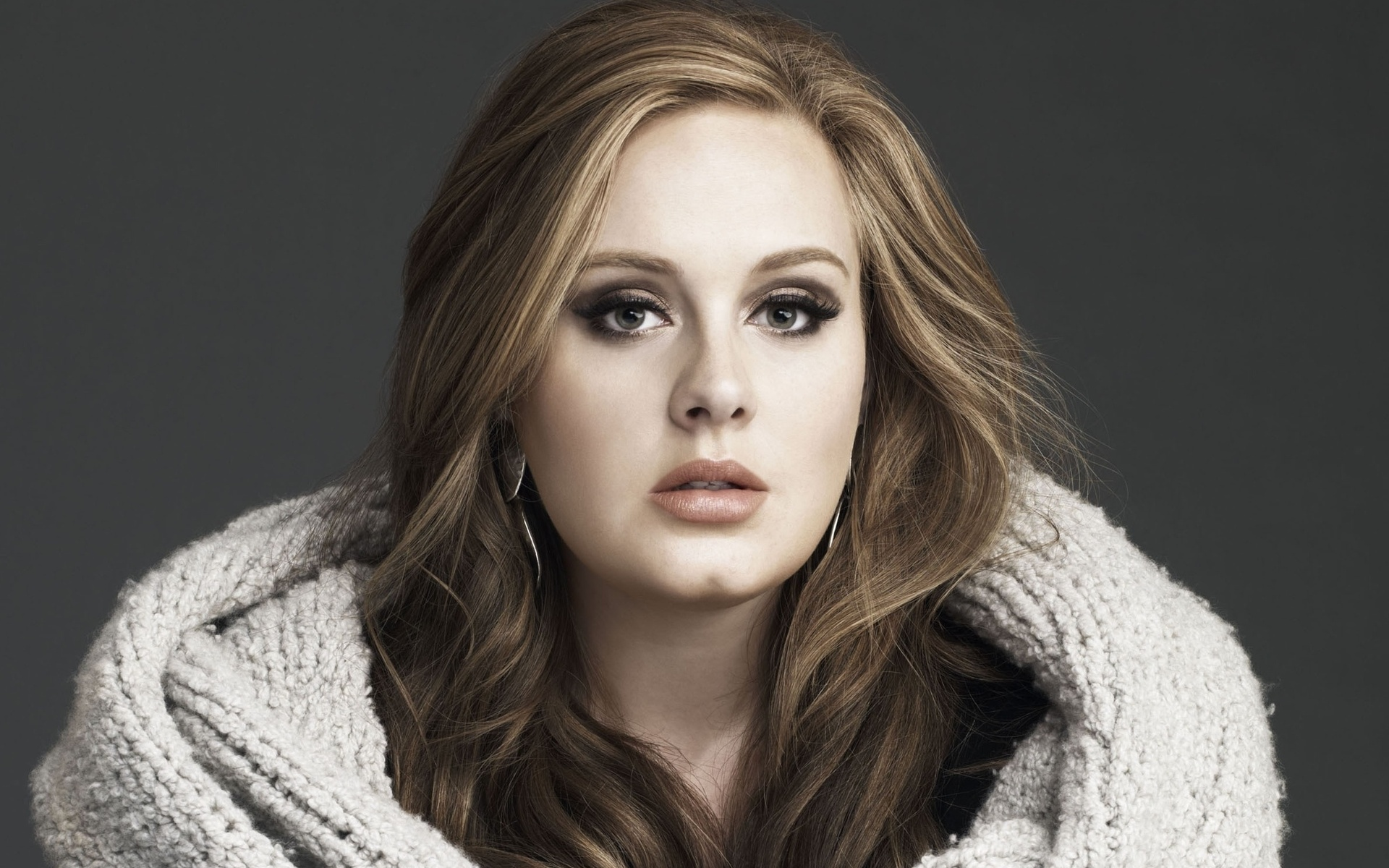 Adele face