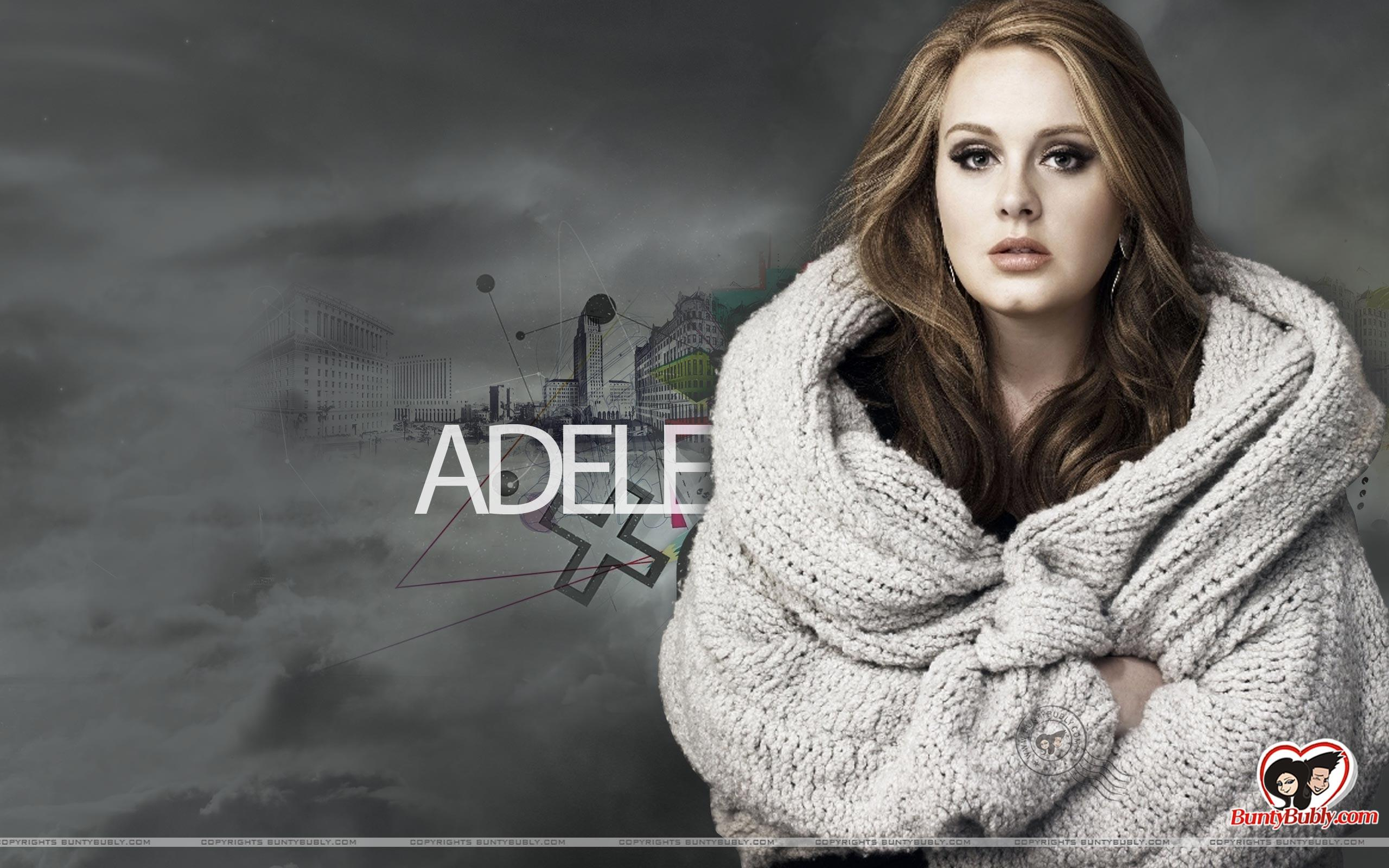 Cute Adele Wallpaper HD