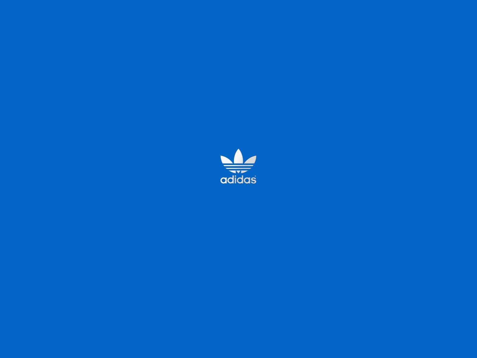 adidas blue wallpaper 1600x1200 27555